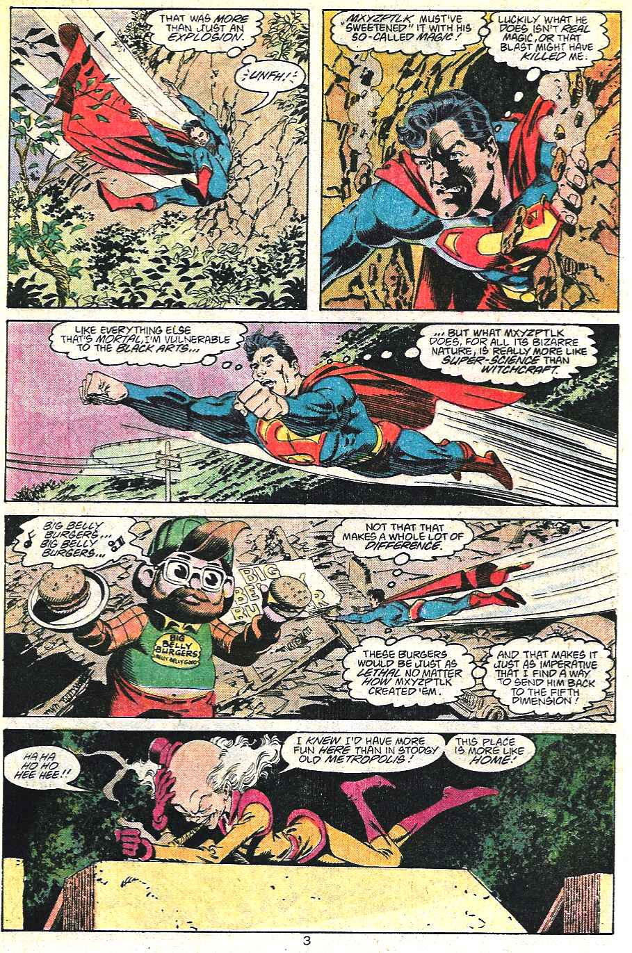Read online Adventures of Superman (1987) comic -  Issue #441 - 4