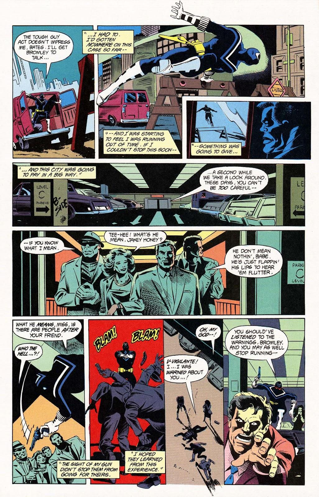 Vigilante (1983) issue 32 - Page 26