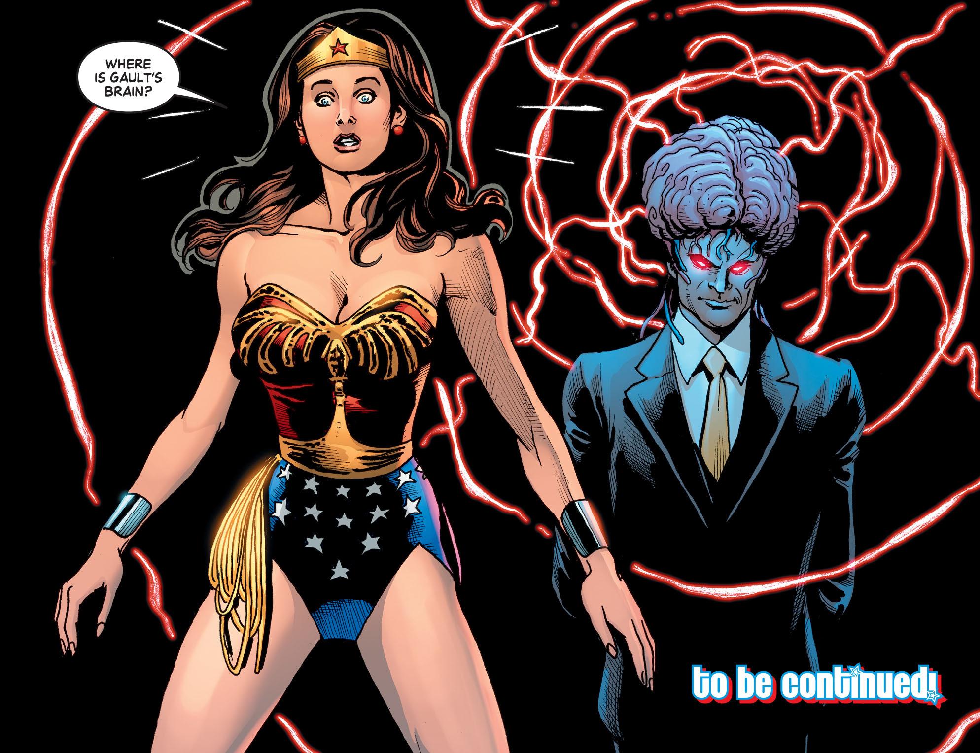 Read online Wonder Woman '77 [I] comic -  Issue #21 - 22