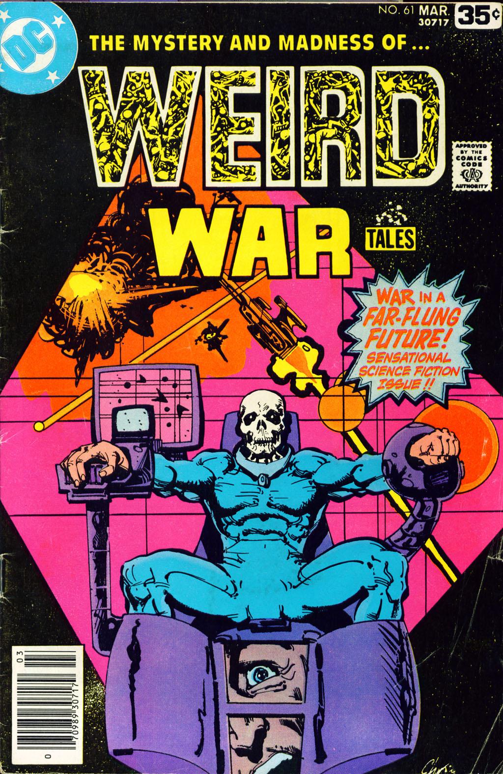 Weird War Tales (1971) issue 61 - Page 1