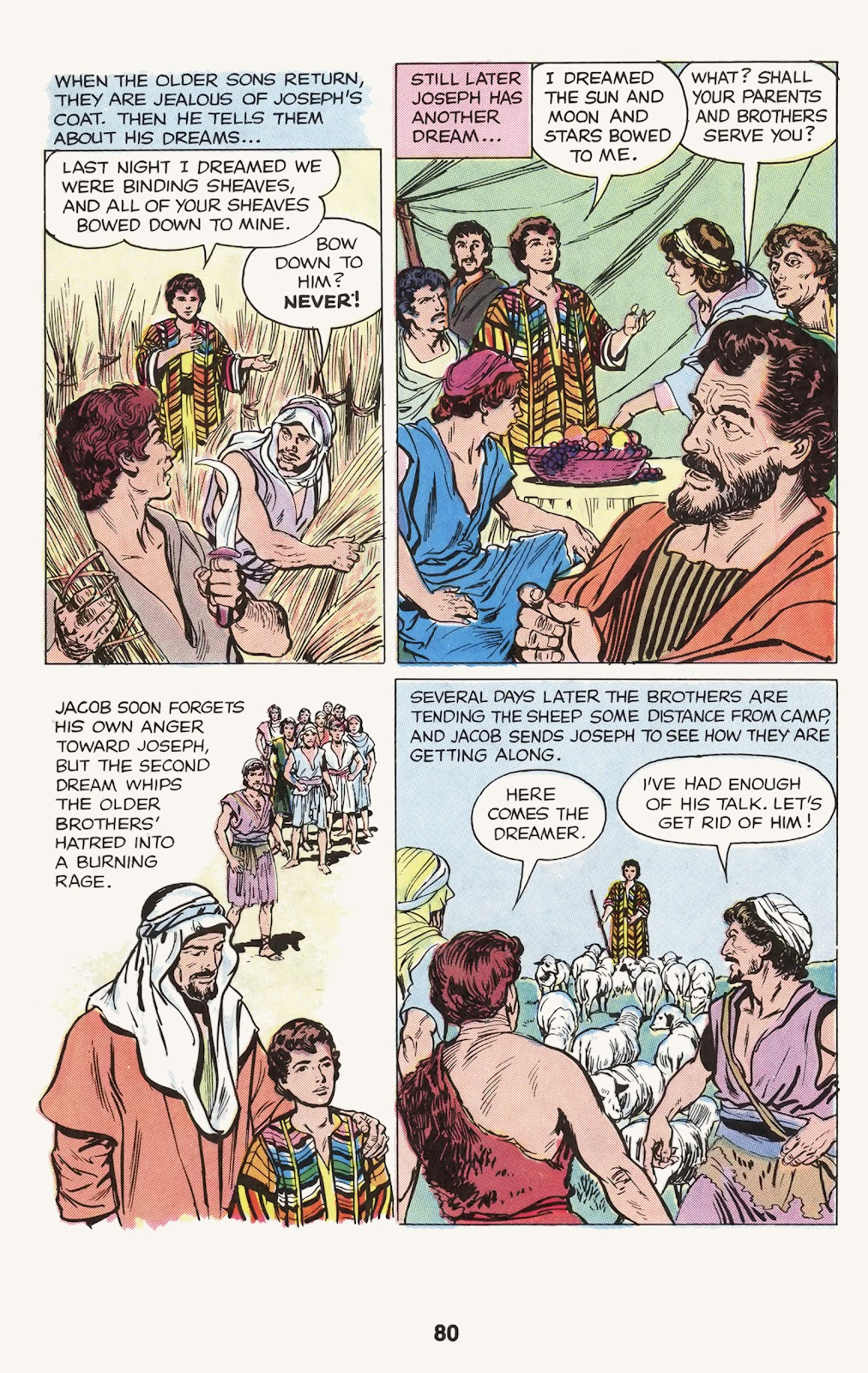 The Picture Bible issue TPB (Part 1) - Page 82