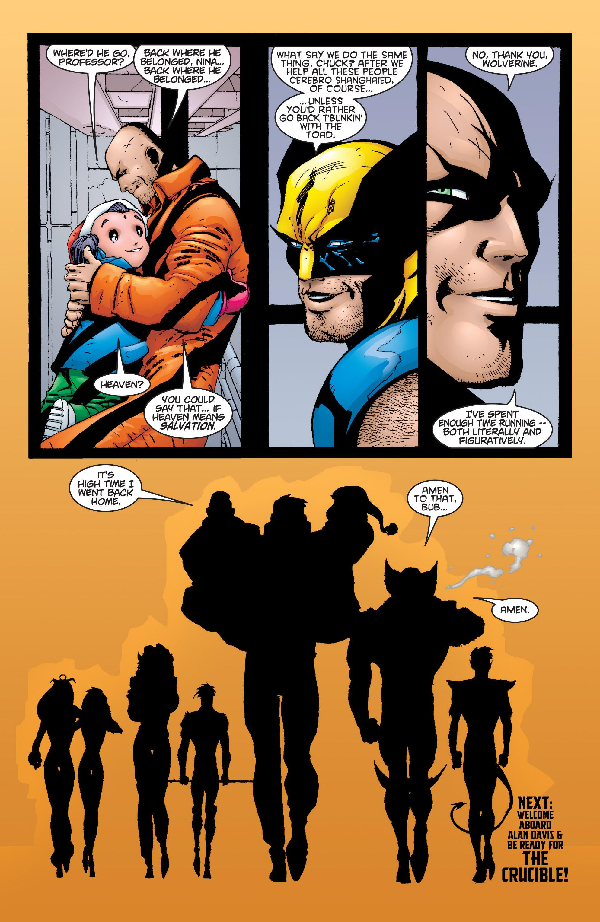 X-Men (1991) 84 Page 21