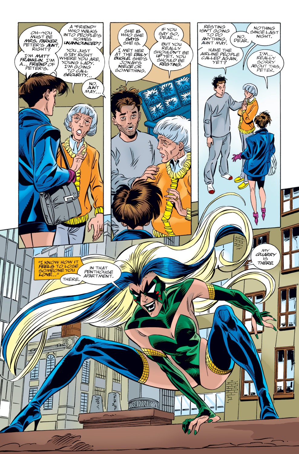 The Amazing Spider-Man (1999) 14 Page 5