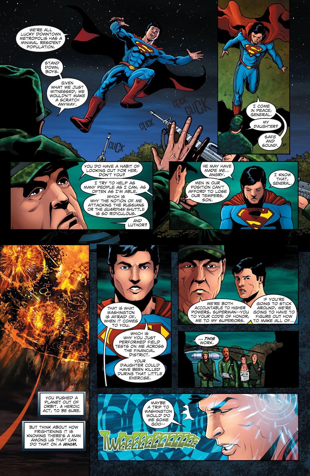Read online Smallville Season 11 [II] comic -  Issue # TPB 1 - 104