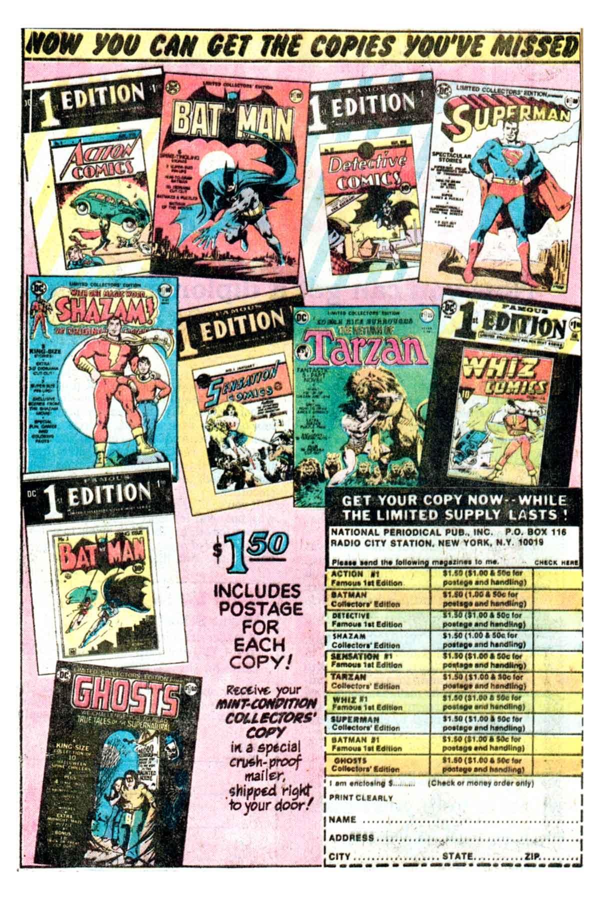 Read online Shazam! (1973) comic -  Issue #16 - 60