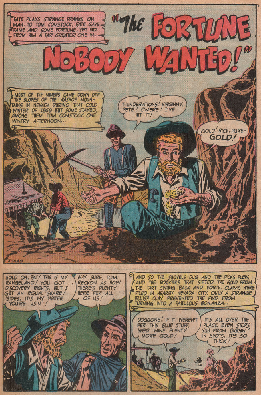 Read online All-Star Western (1970) comic -  Issue #9 - 31