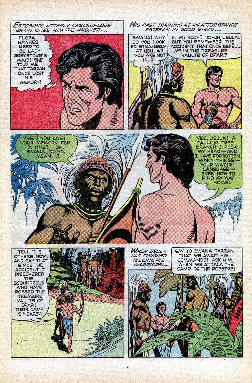 Tarzan (1962) issue 173 - Page 9