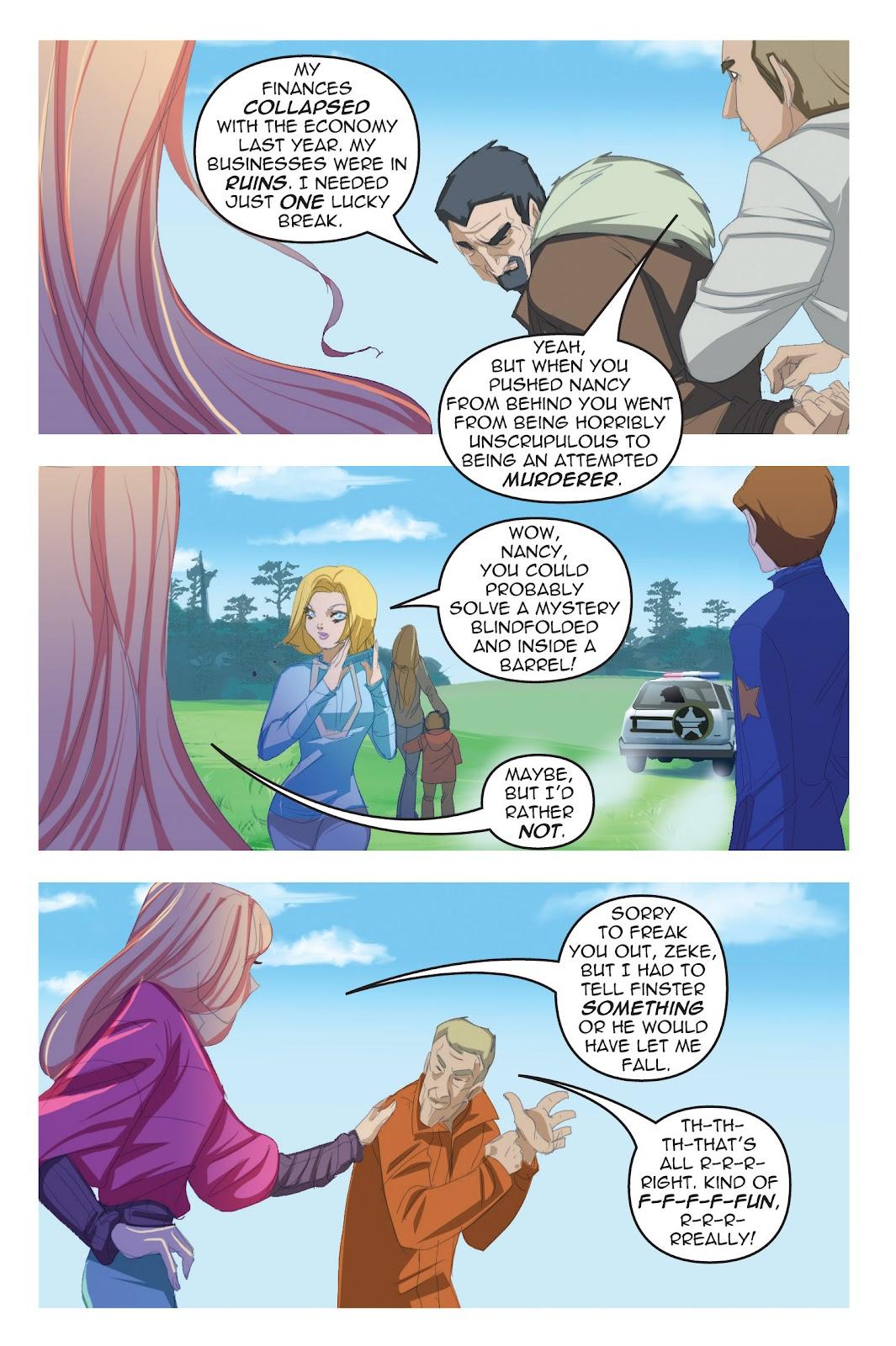 Read online Nancy Drew comic -  Issue #19 - 75