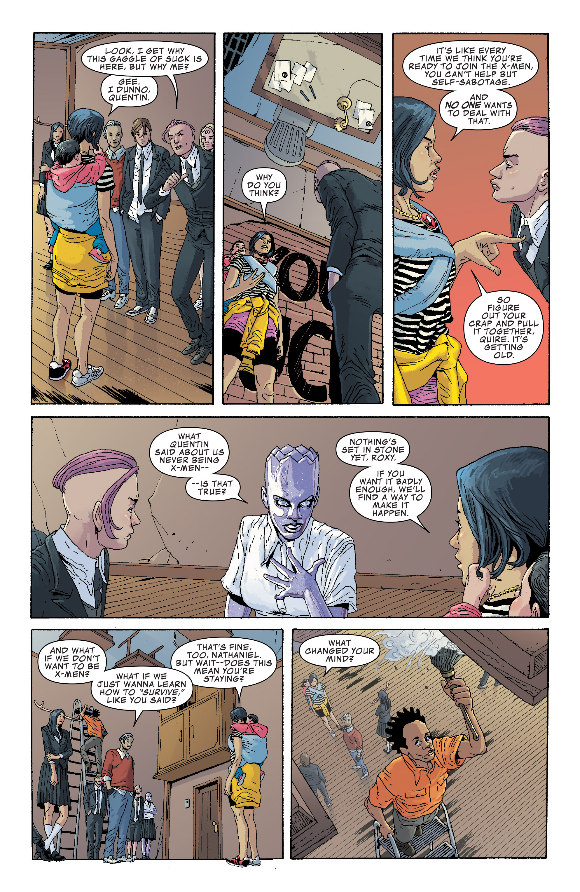 Read online Generation X (2017) comic -  Issue #2 - 21