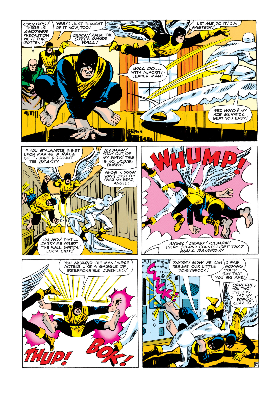 Uncanny X-Men (1963) 12 Page 17