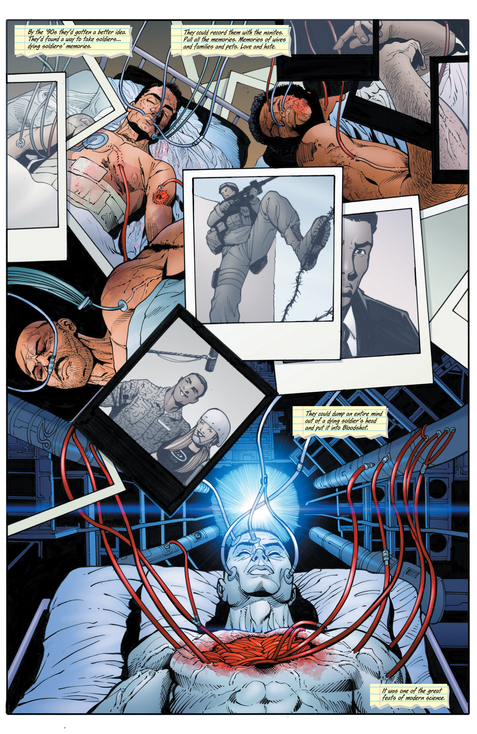 Read online Bloodshot and H.A.R.D.Corps comic -  Issue # TPB 4 - 105