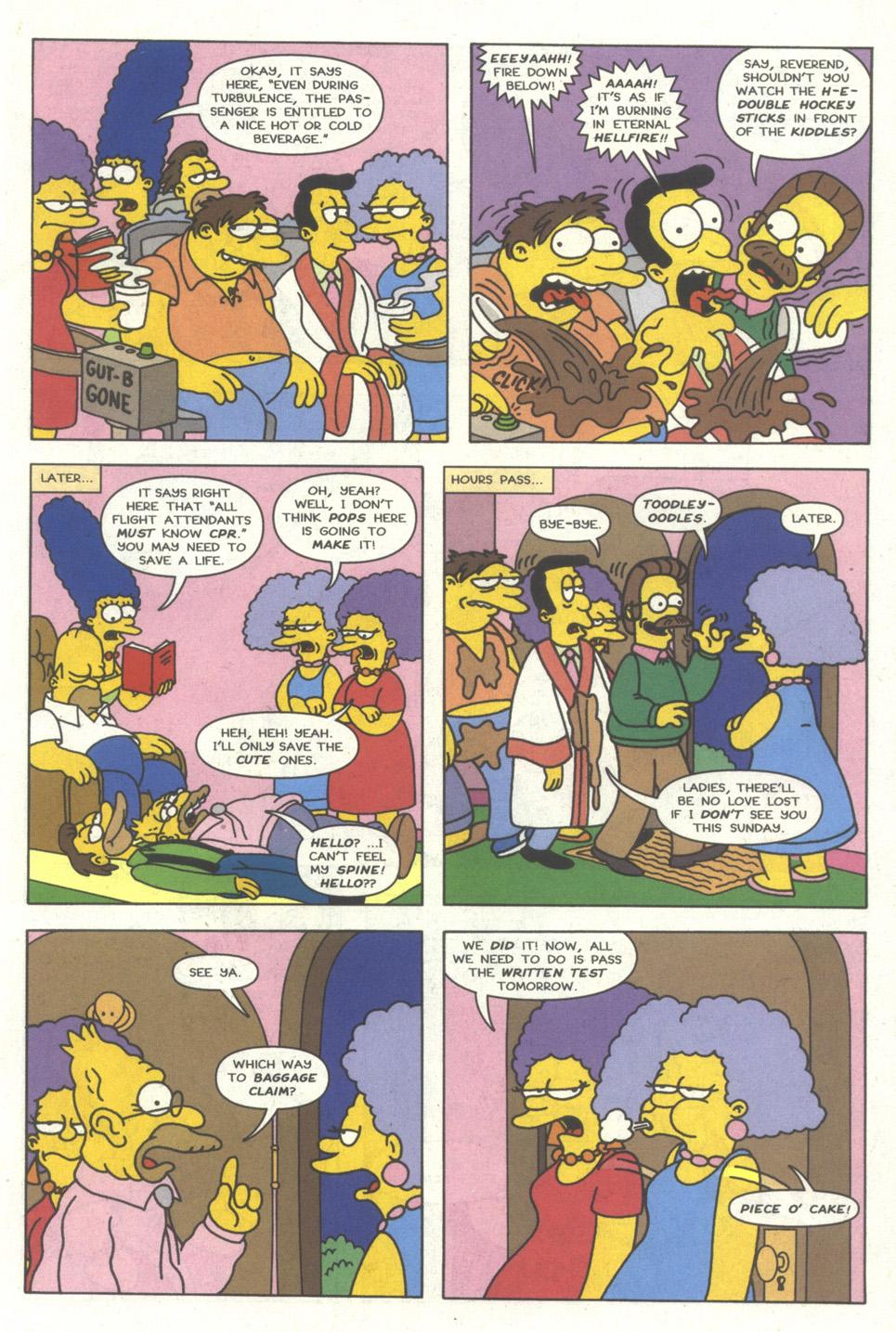 Read online Simpsons Comics comic -  Issue #16 - 16
