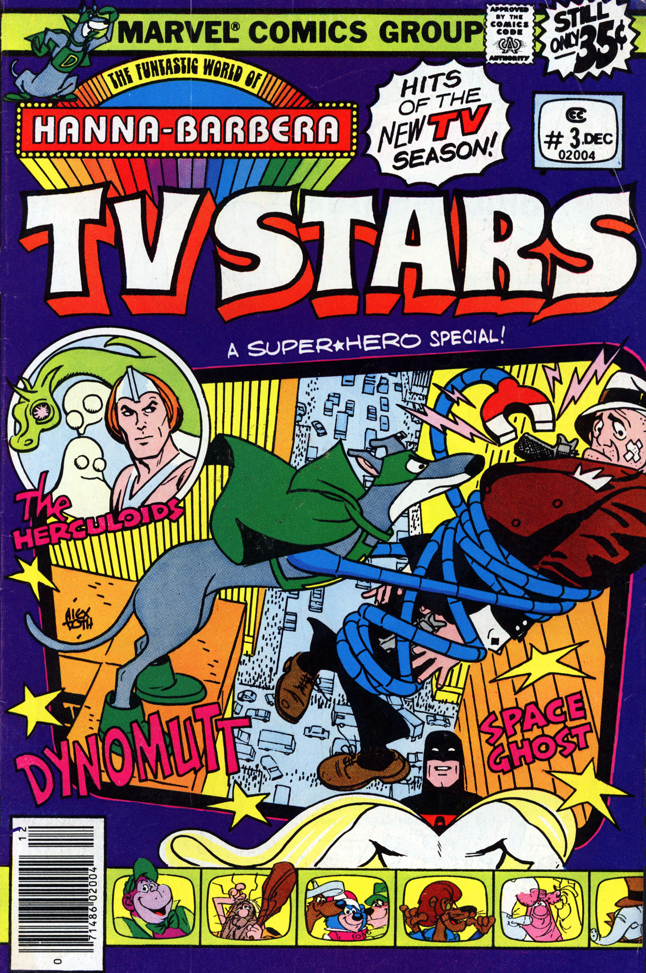 Read online TV Stars comic -  Issue #3 - 1