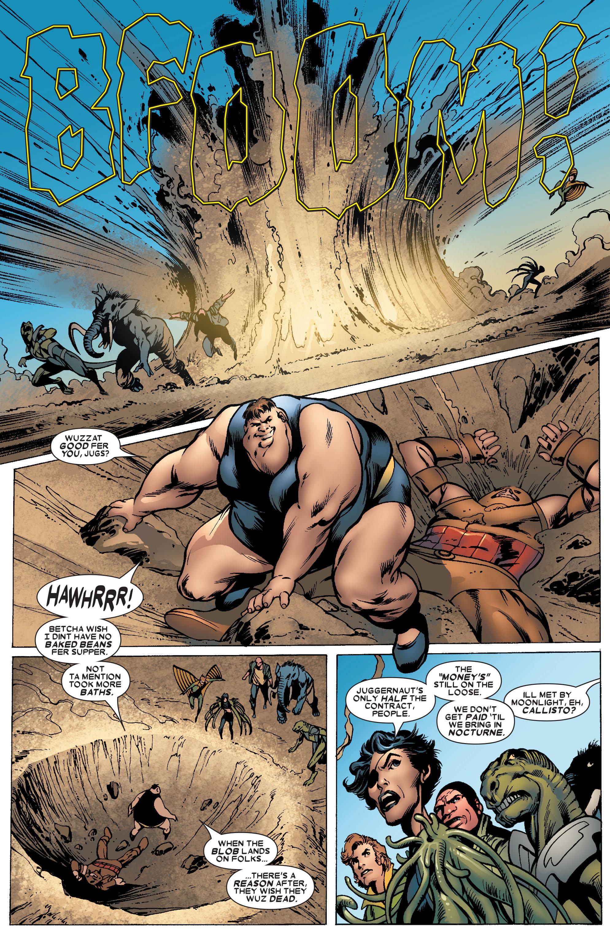 Read online Uncanny X-Men (1963) comic -  Issue #463 - 20