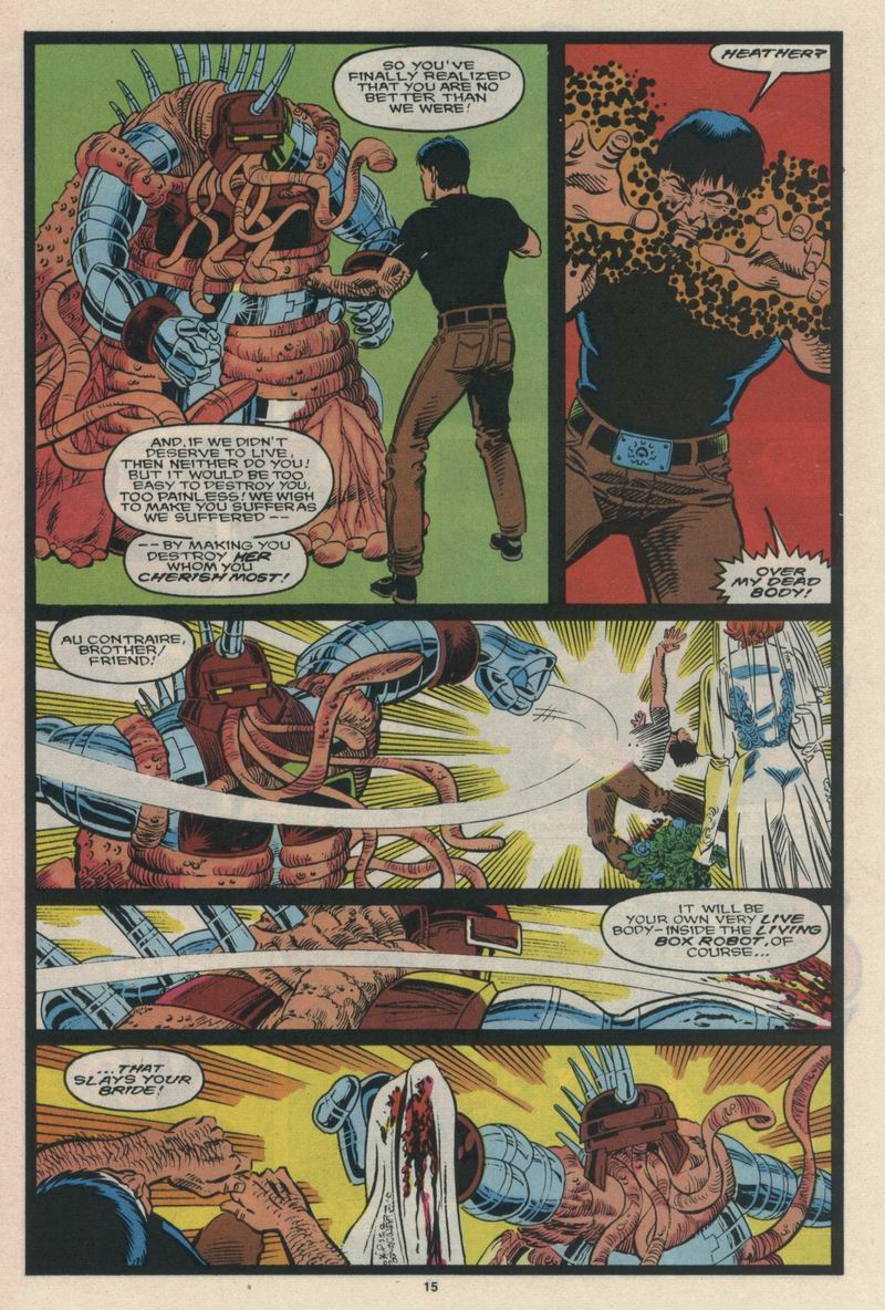 Read online Alpha Flight (1983) comic -  Issue #65 - 17