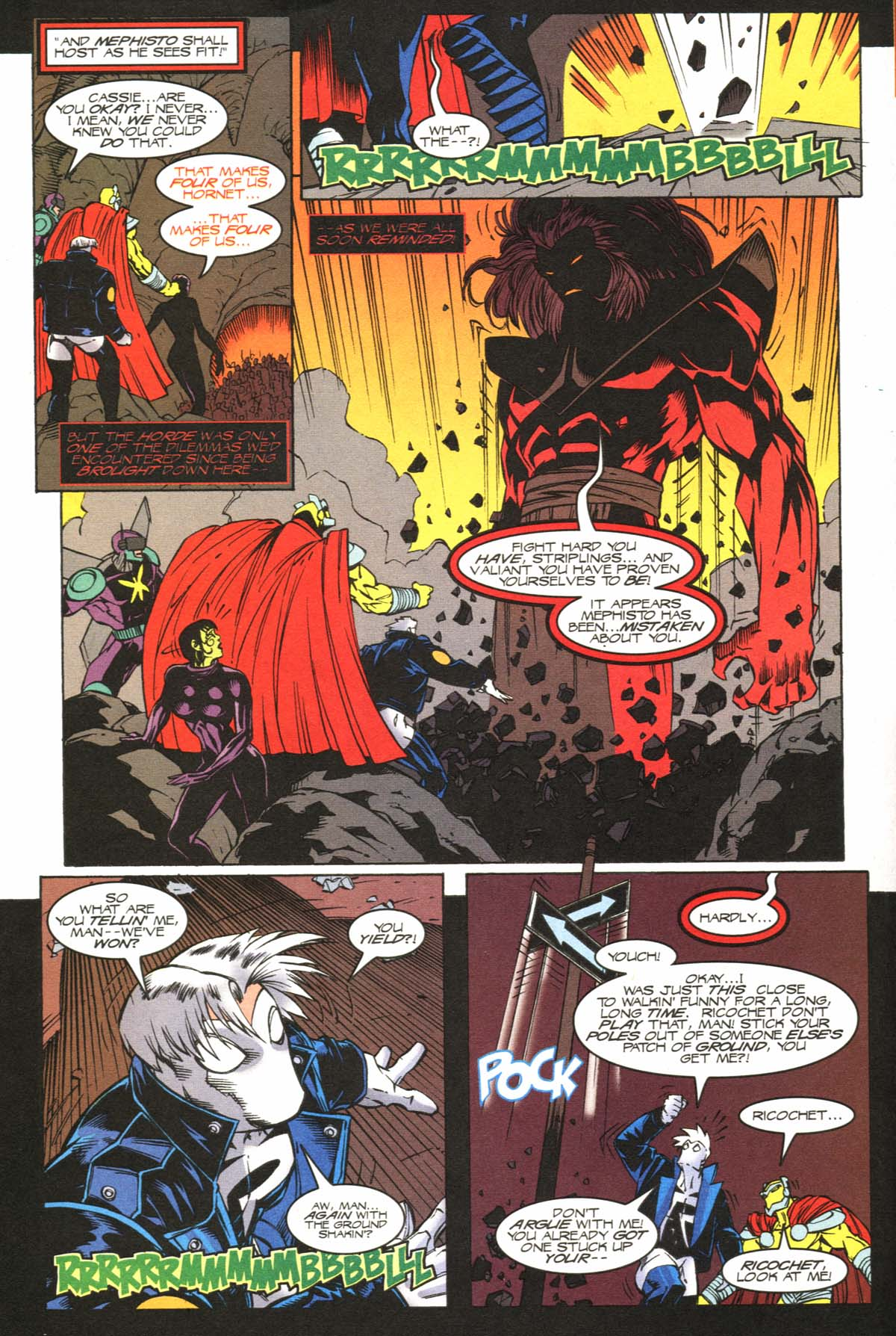 Read online Slingers comic -  Issue #12 - 6