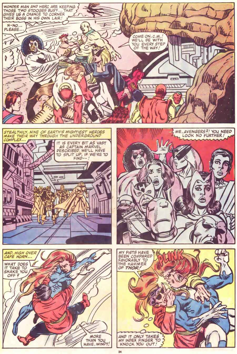 The Avengers (1963) 250 Page 24