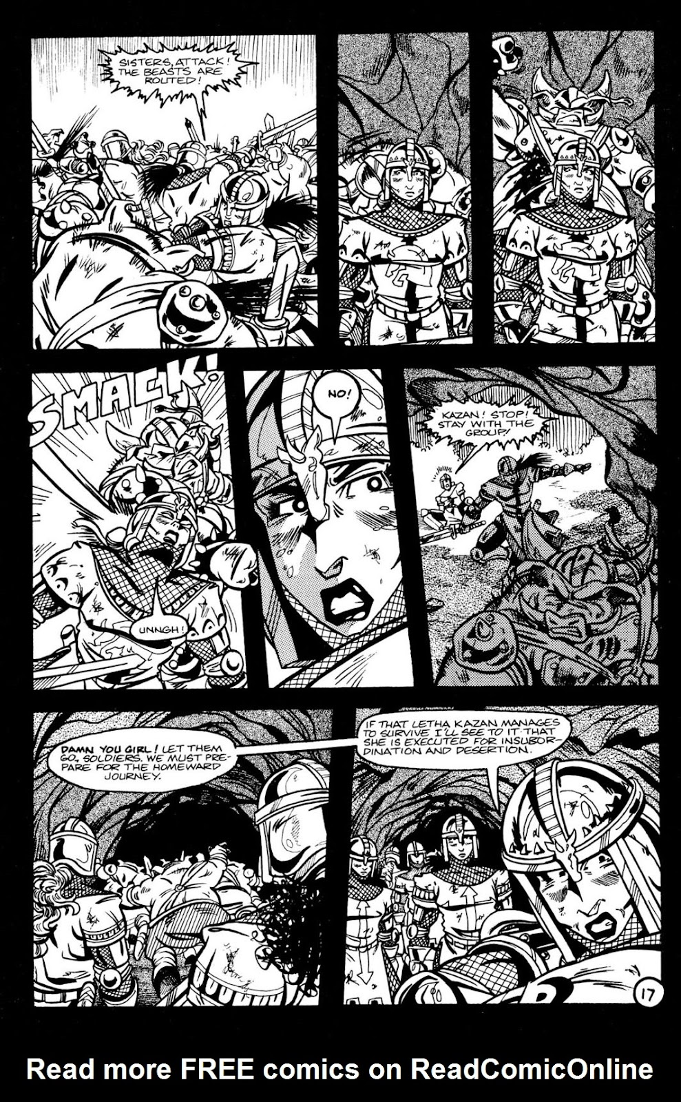 The Realm (1986) issue 9 - Page 19