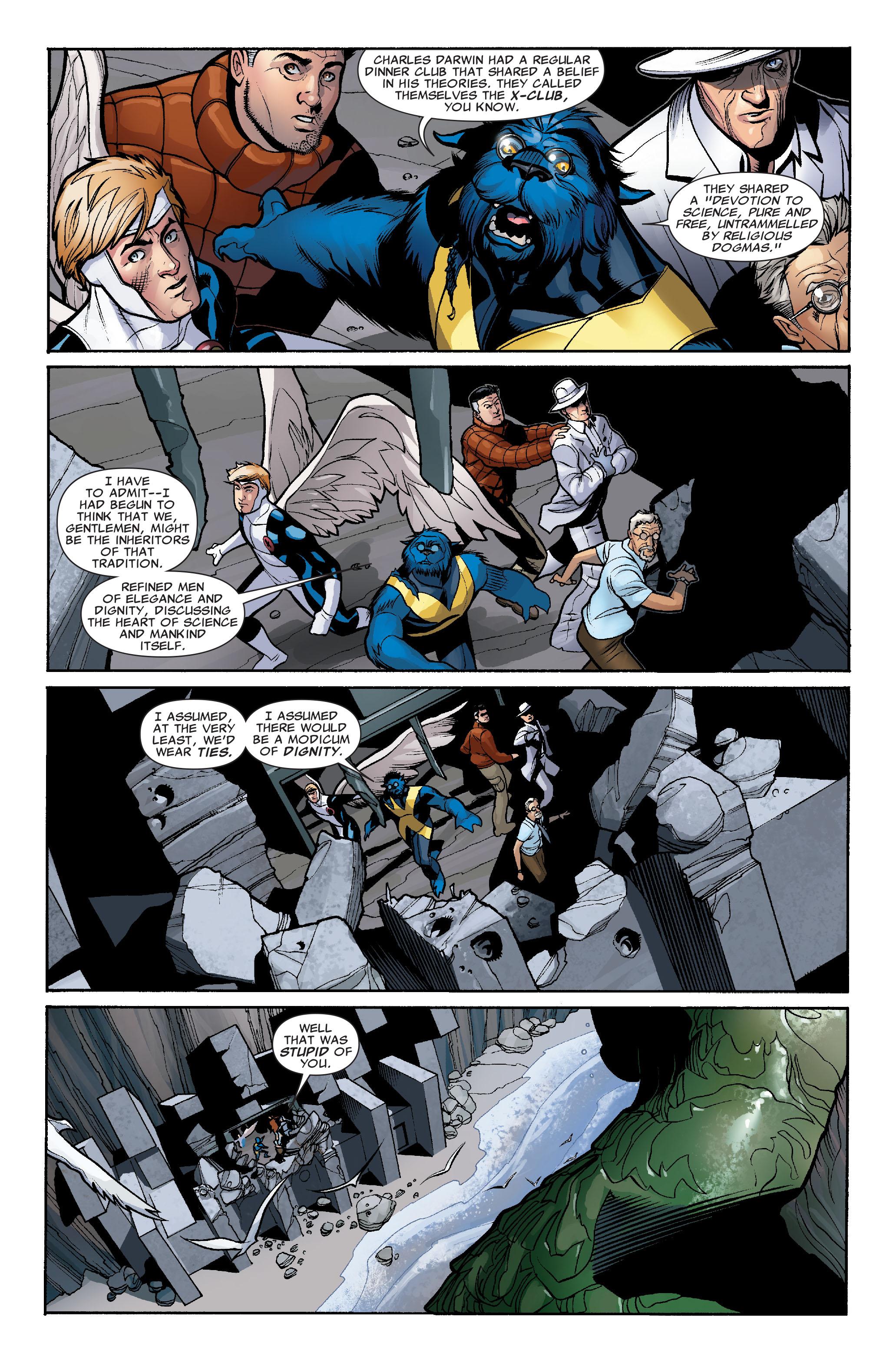 Read online Uncanny X-Men (1963) comic -  Issue #507 - 3