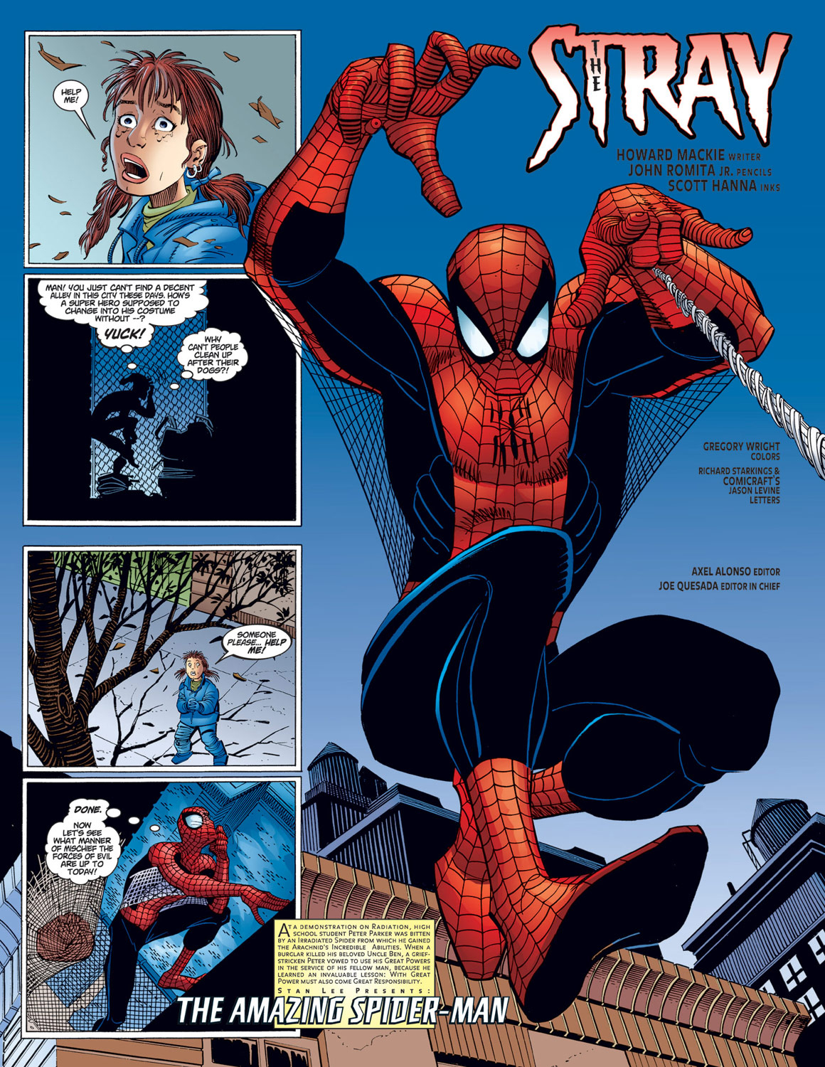 The Amazing Spider-Man (1999) 27 Page 2