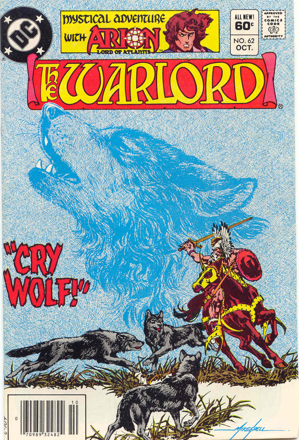 Warlord (1976) 62 Page 1