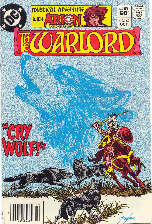 Warlord (1976) 62 Page 1