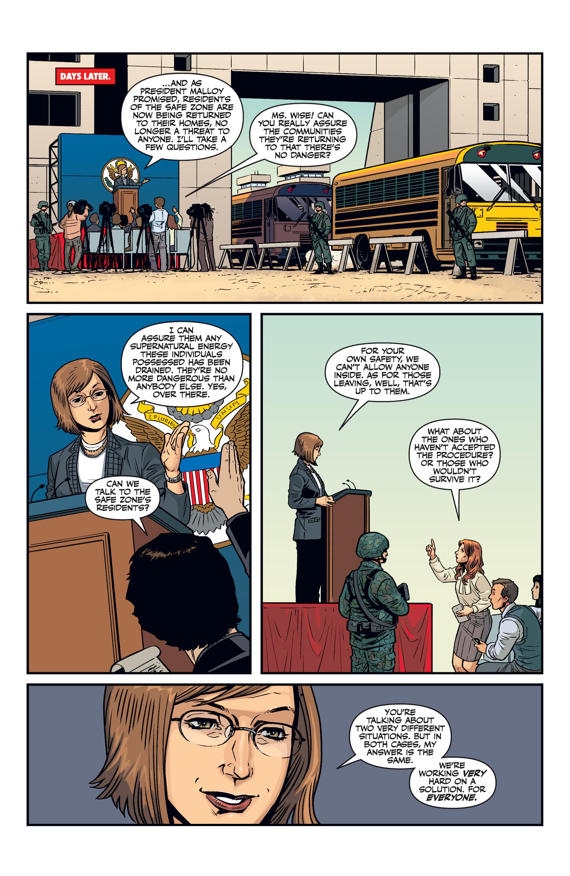 Read online Buffy the Vampire Slayer Season 11 comic -  Issue #7 - 11