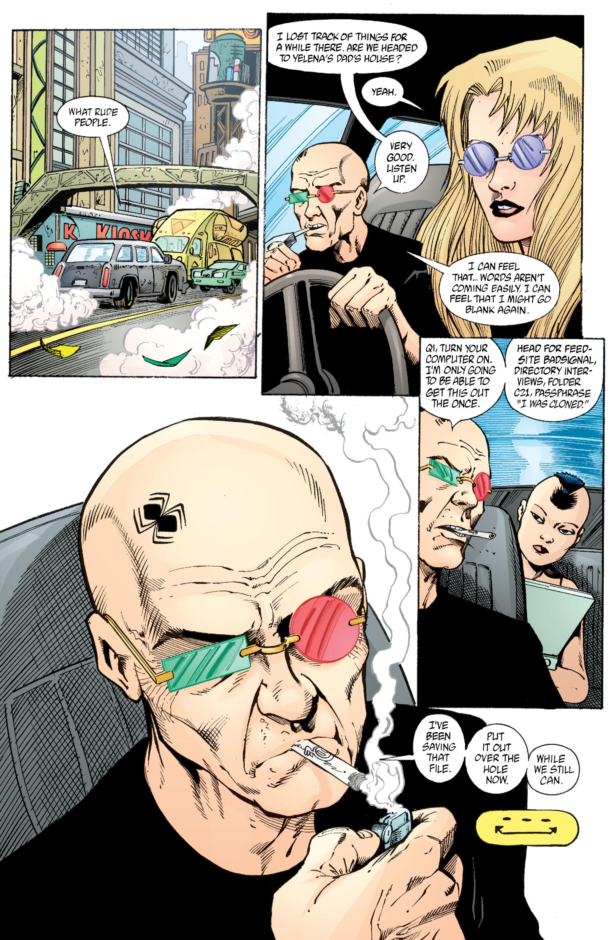 Read online Transmetropolitan comic -  Issue #55 - 23