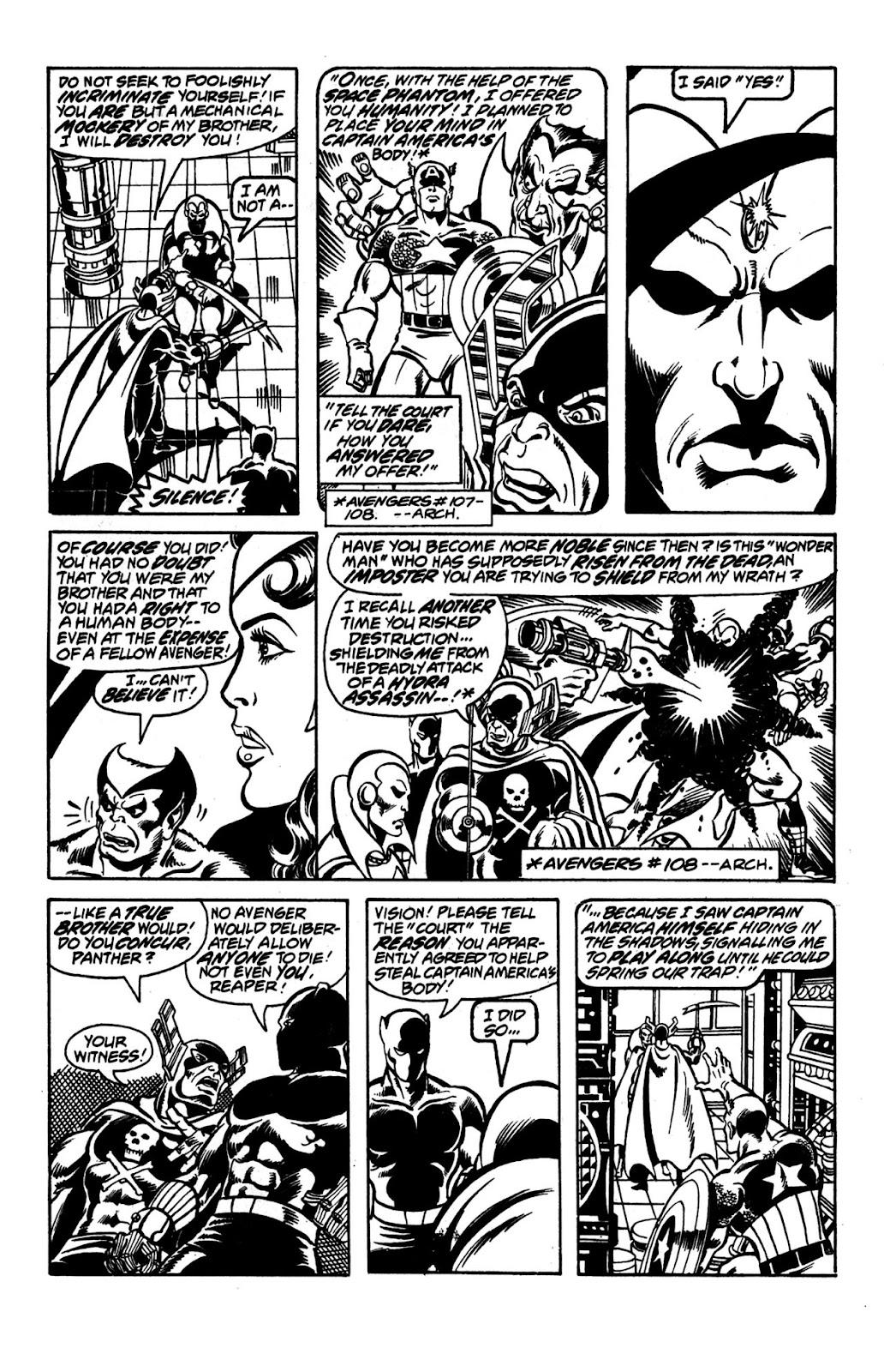 Comic Essential Avengers issue 9