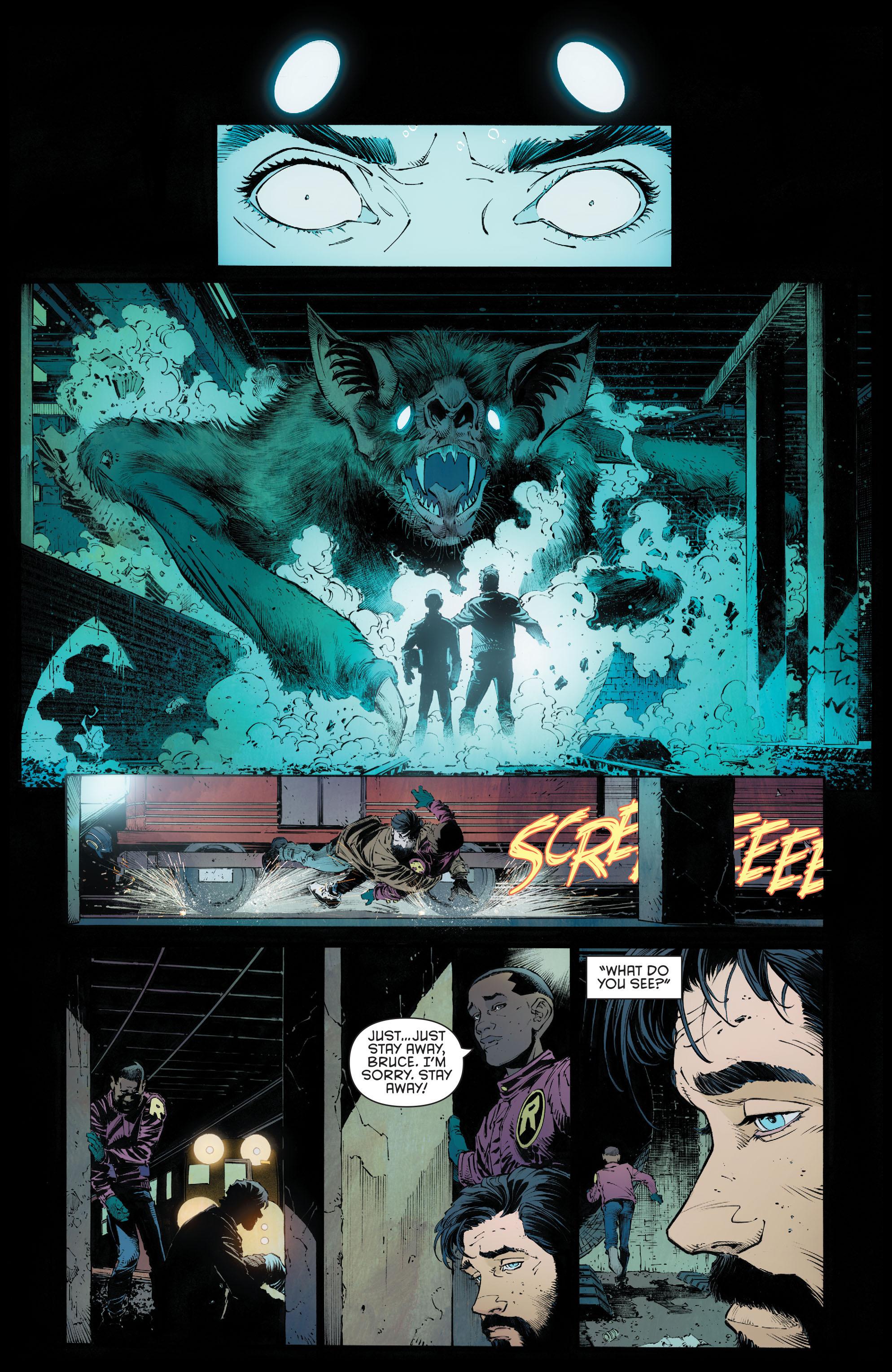 Read online Batman (2011) comic -  Issue # _TPB 9 - 45
