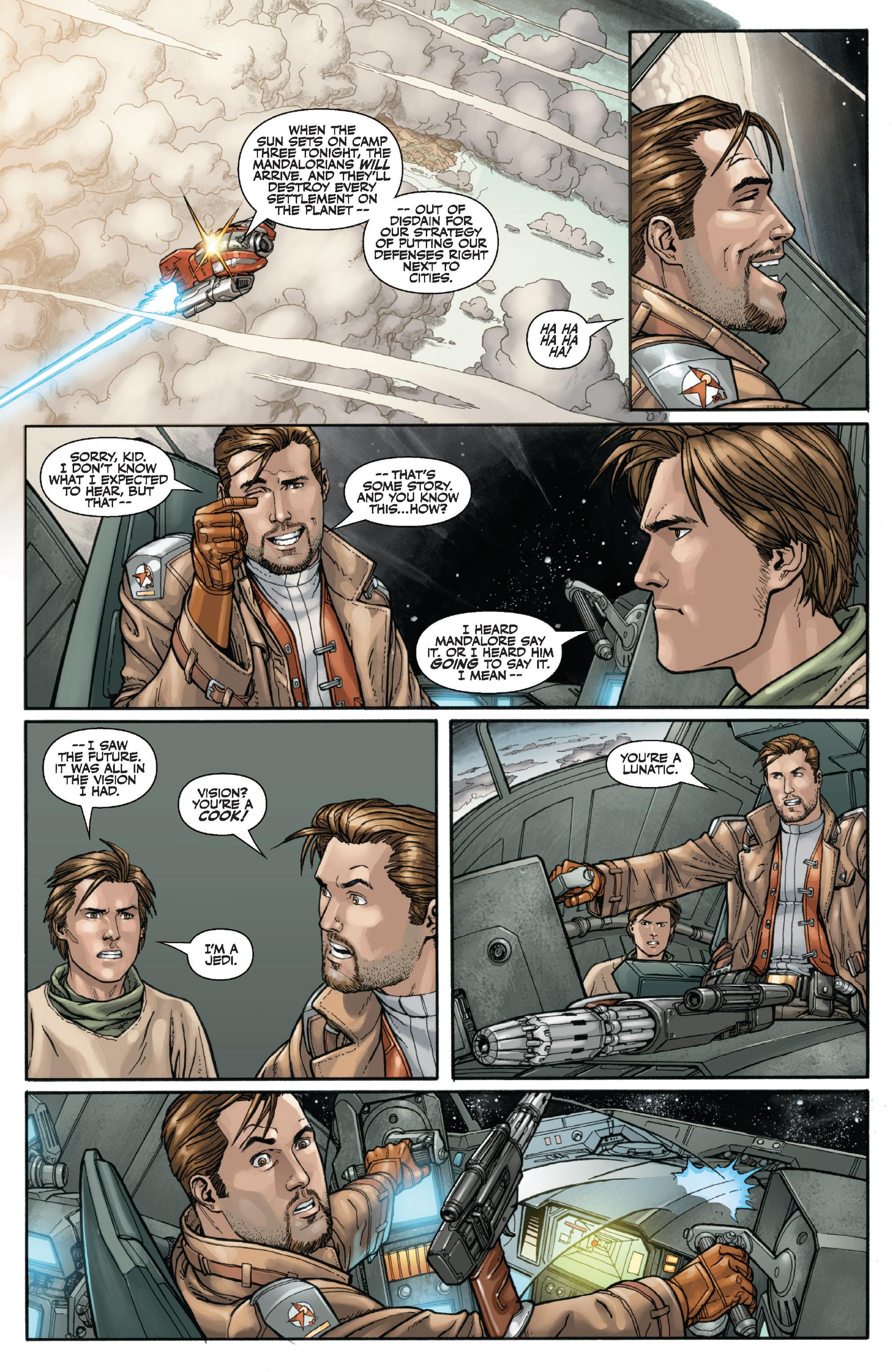 Read online Star Wars Omnibus comic -  Issue # Vol. 29 - 323