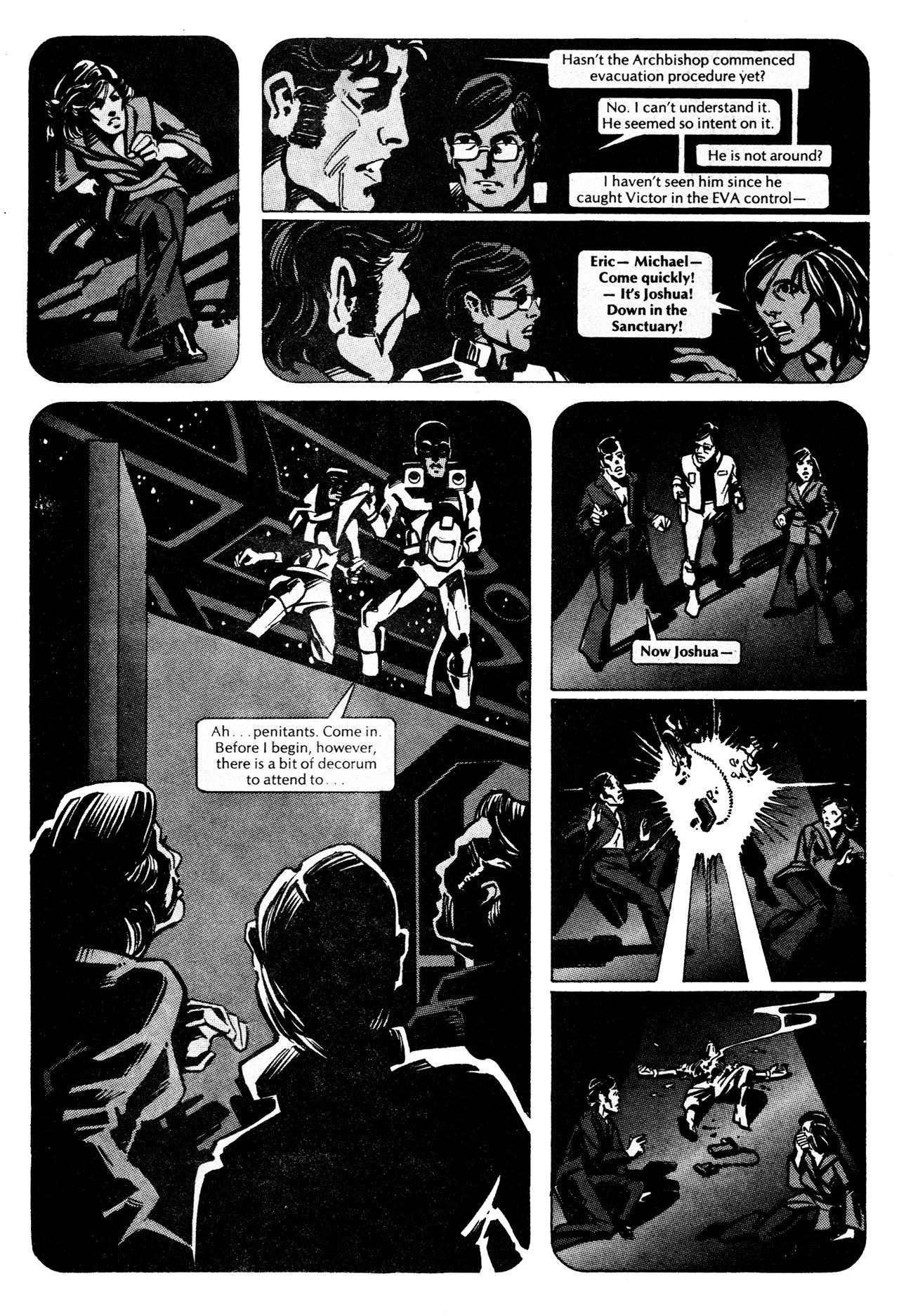 Read online Star*Reach comic -  Issue #13 - 8