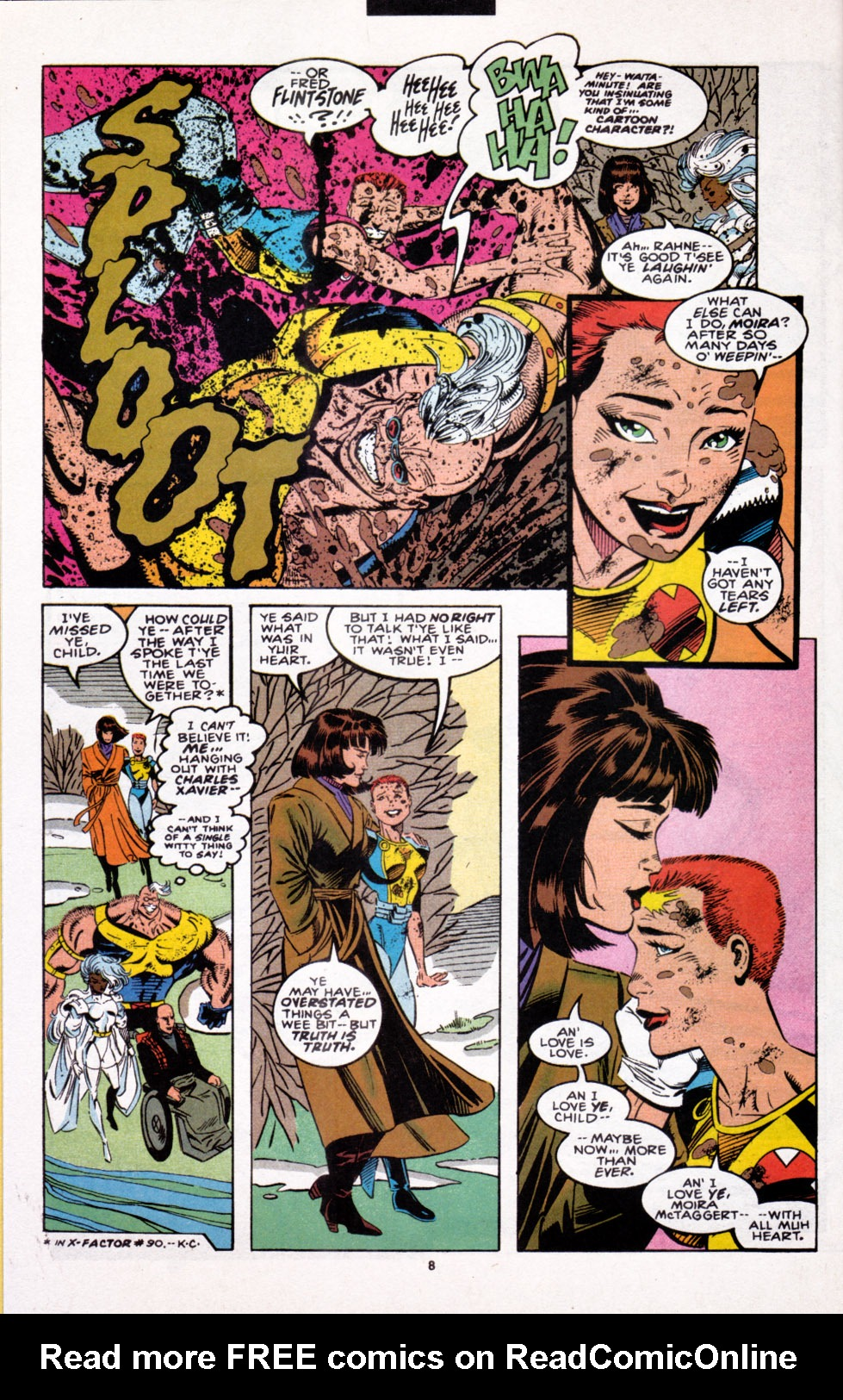 Read online X-Factor (1986) comic -  Issue #102 - 7