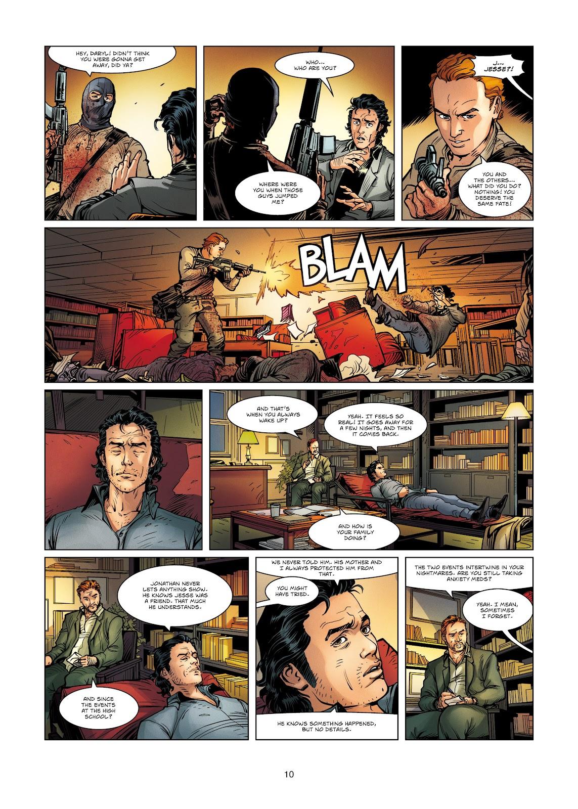Read online Vigilantes comic -  Issue #4 - 10