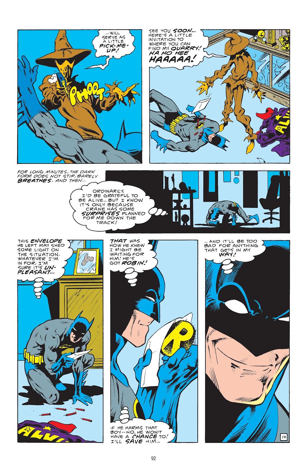 Read online Detective Comics (1937) comic -  Issue # _TPB Batman - The Dark Knight Detective 1 (Part 1) - 92