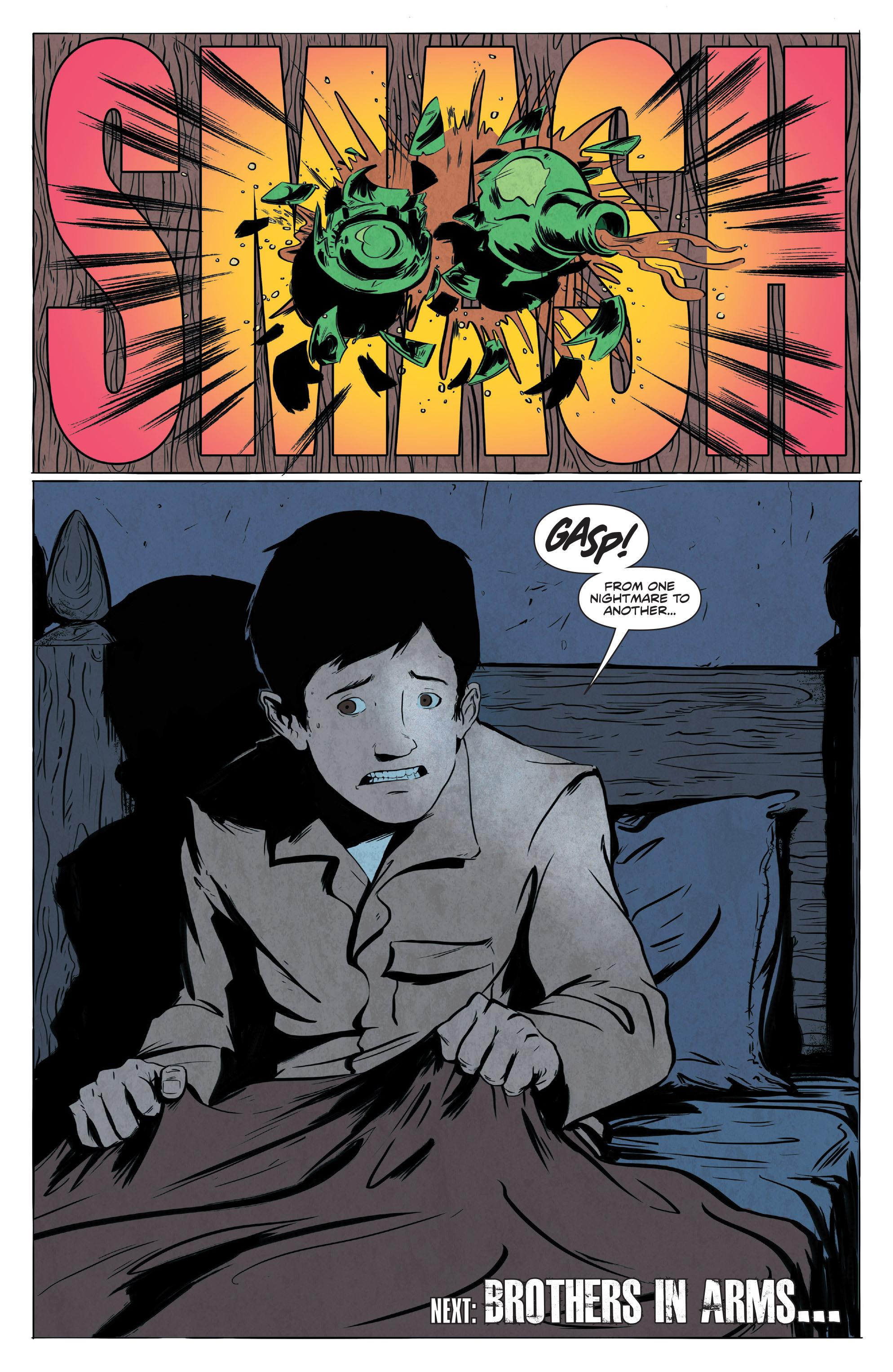 Read online Translucid comic -  Issue #1 - 24