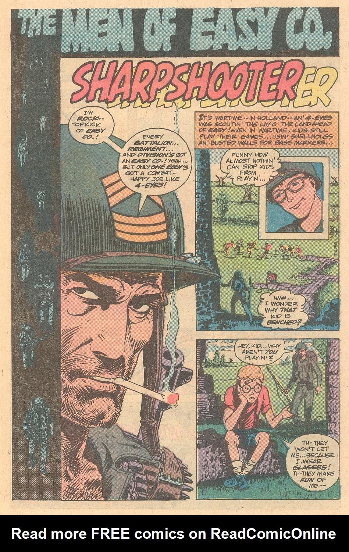 Read online Sgt. Rock comic -  Issue #348 - 24