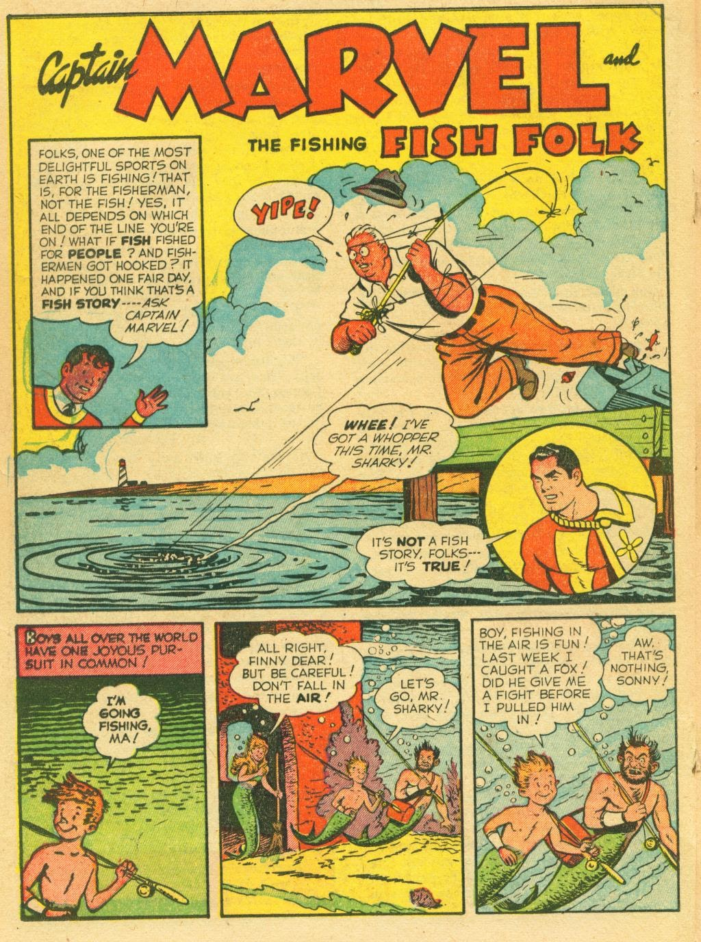 Captain Marvel Adventures issue 131 - Page 18