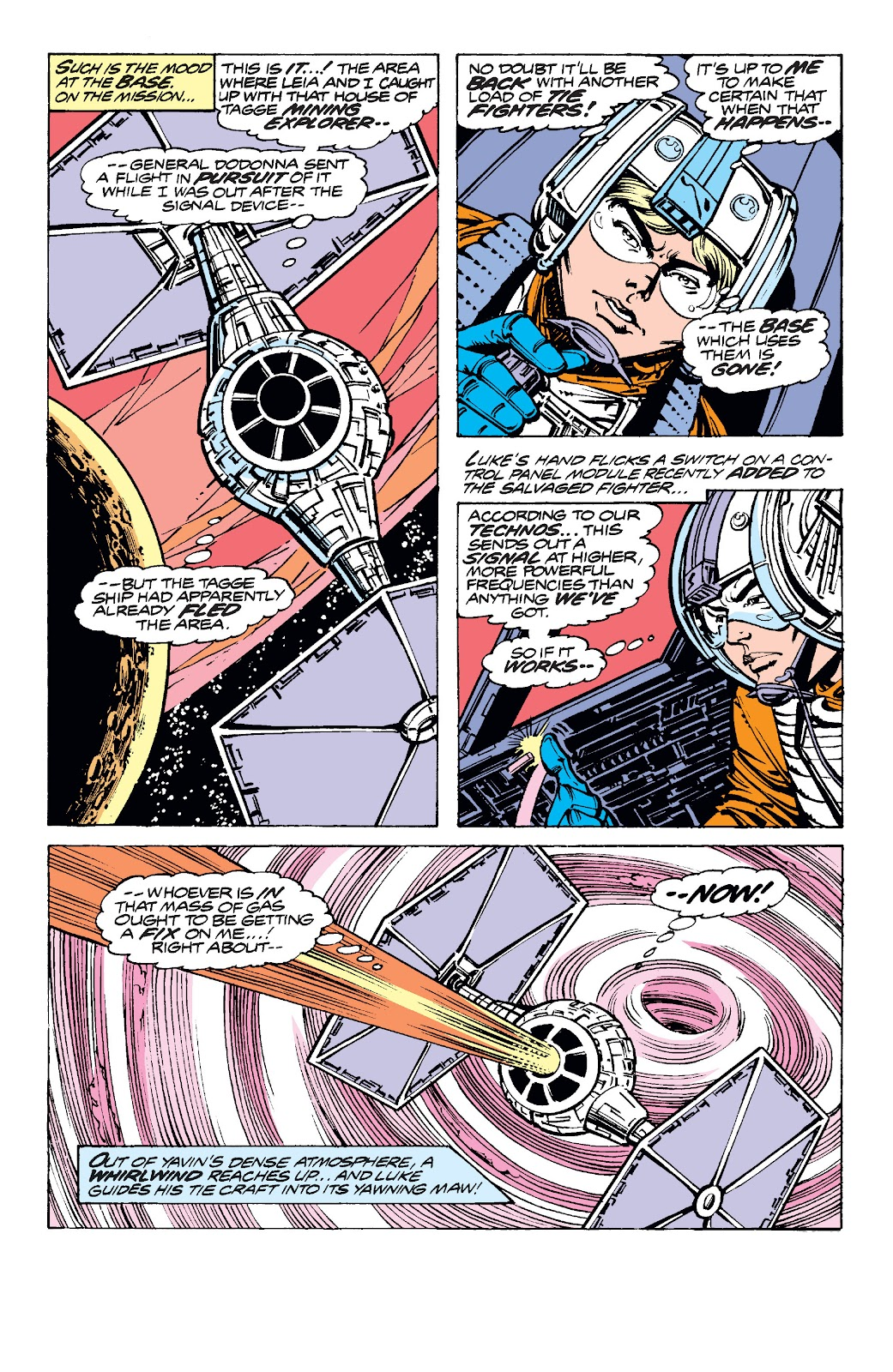 Read online Star Wars Legends: The Original Marvel Years - Epic Collection comic -  Issue # TPB 2 (Part 1) - 53