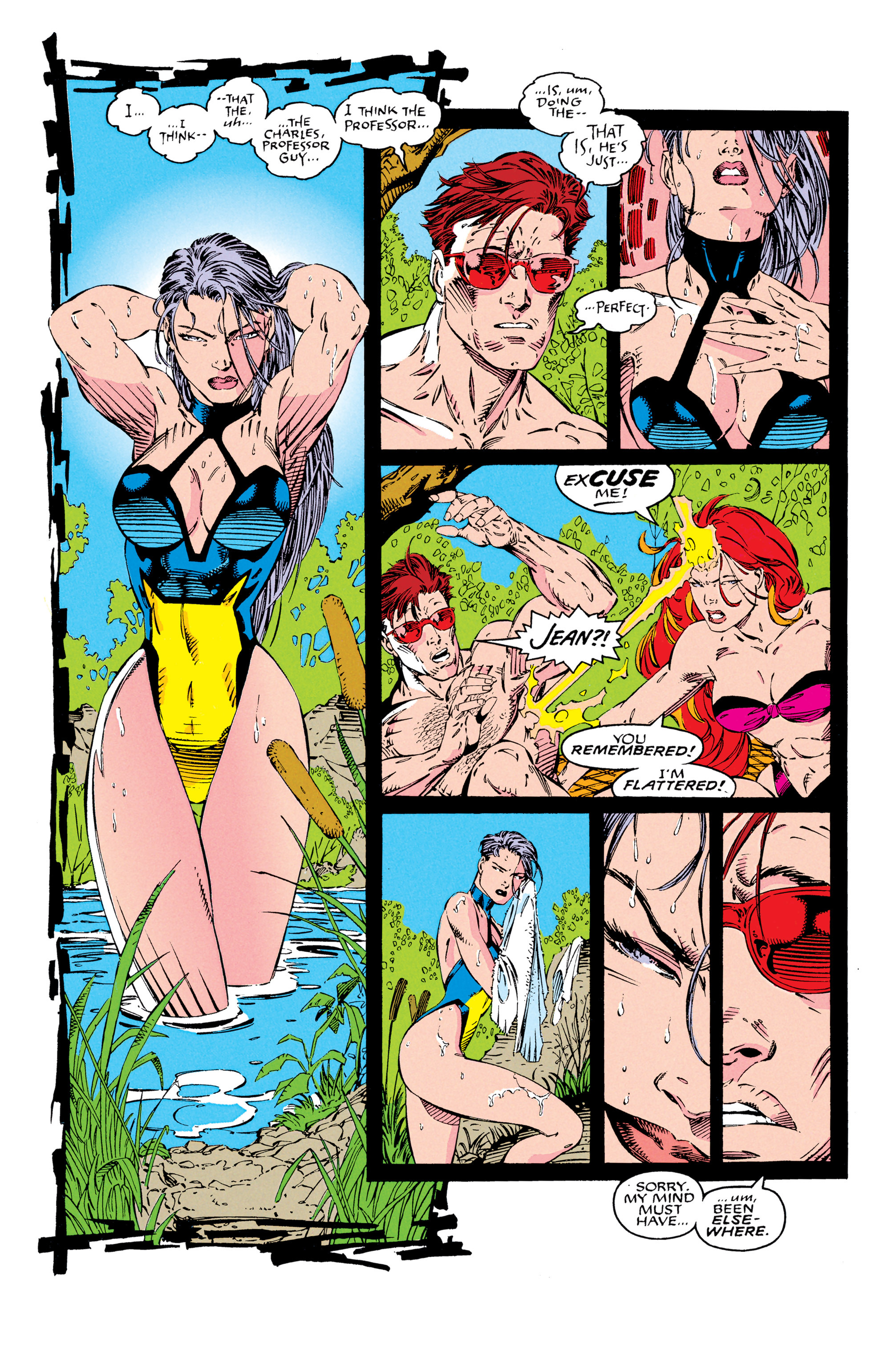 X-Men (1991) 8 Page 8