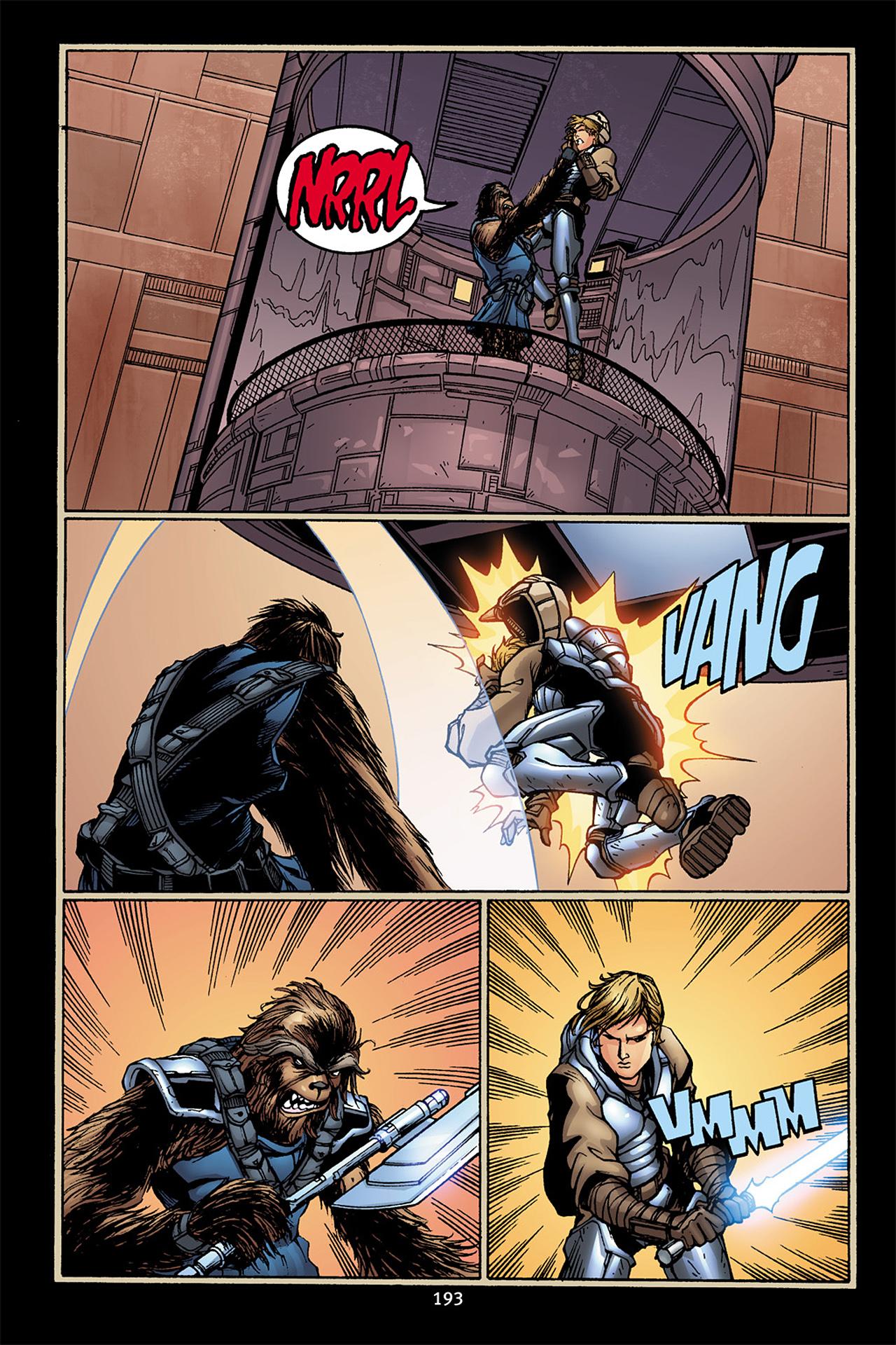 Read online Star Wars Omnibus comic -  Issue # Vol. 10 - 192