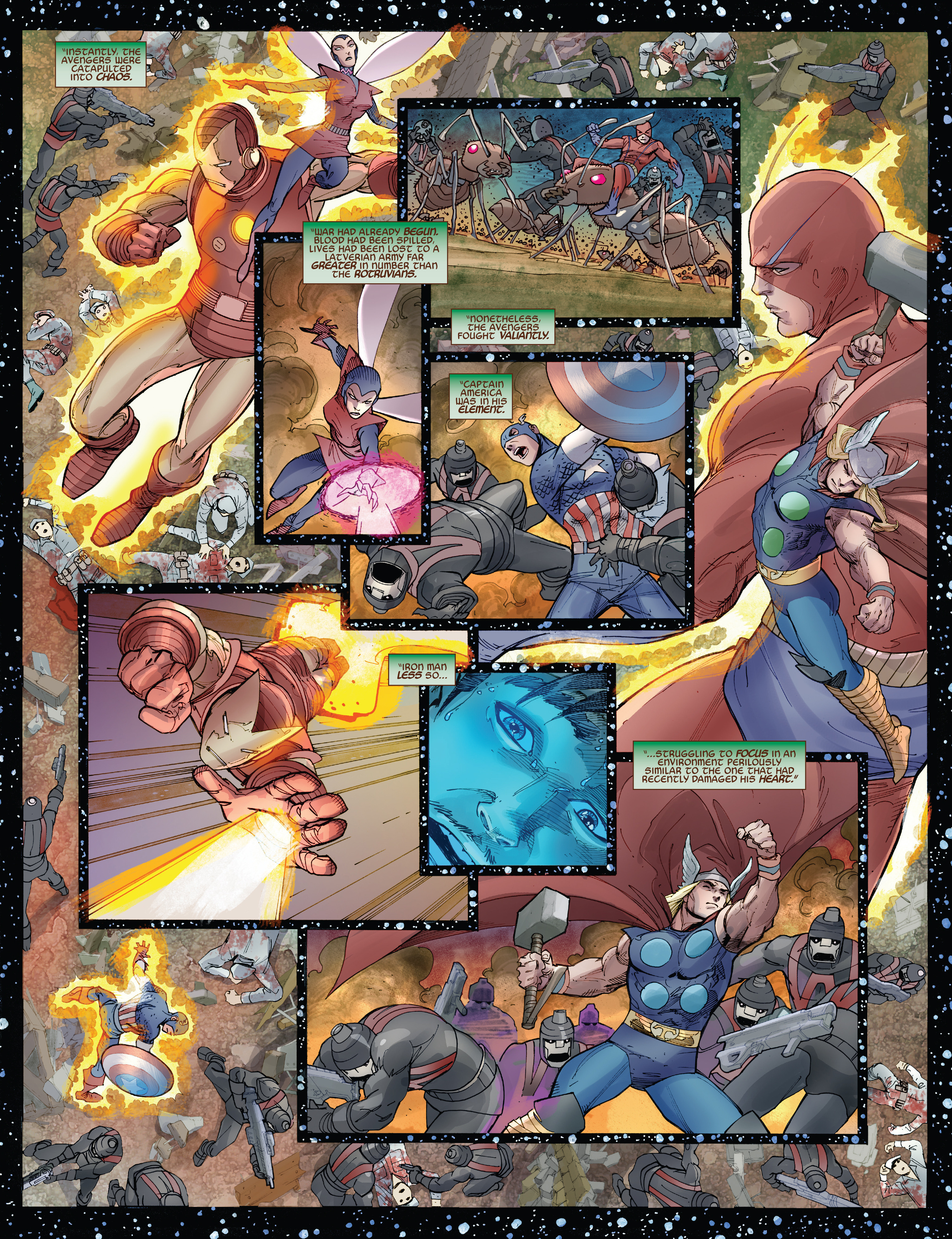 Read online All-New, All-Different Avengers comic -  Issue #15 - 7