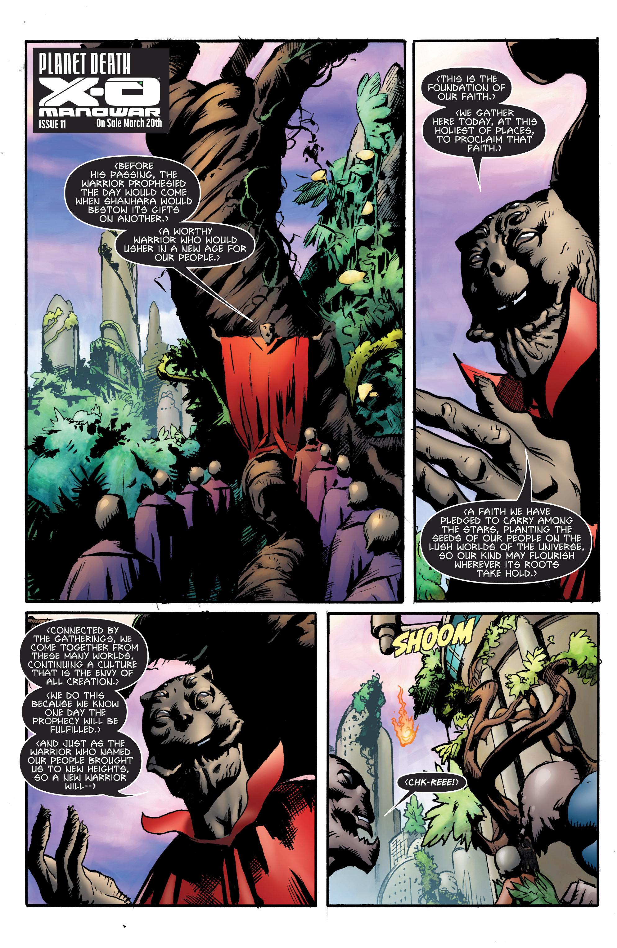 Read online Shadowman (2012) comic -  Issue #4 - 25