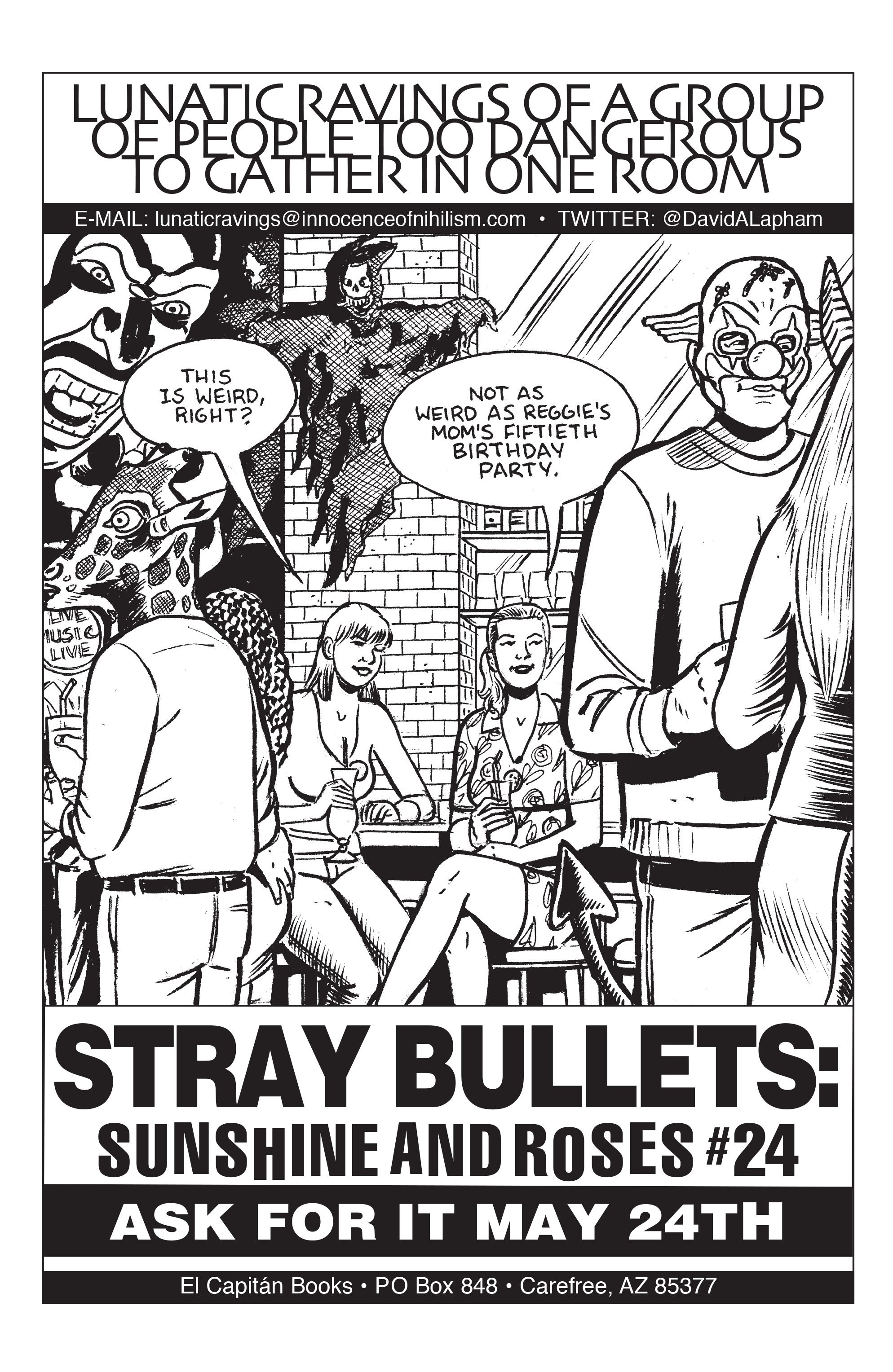 Read online Stray Bullets: Sunshine & Roses comic -  Issue #23 - 31
