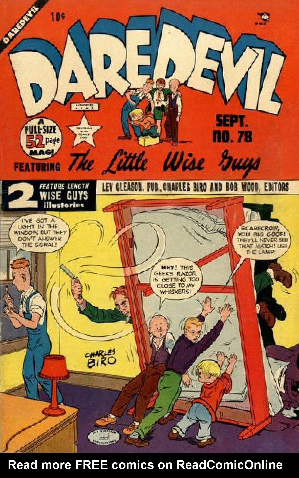 Daredevil (1941) 78 Page 1