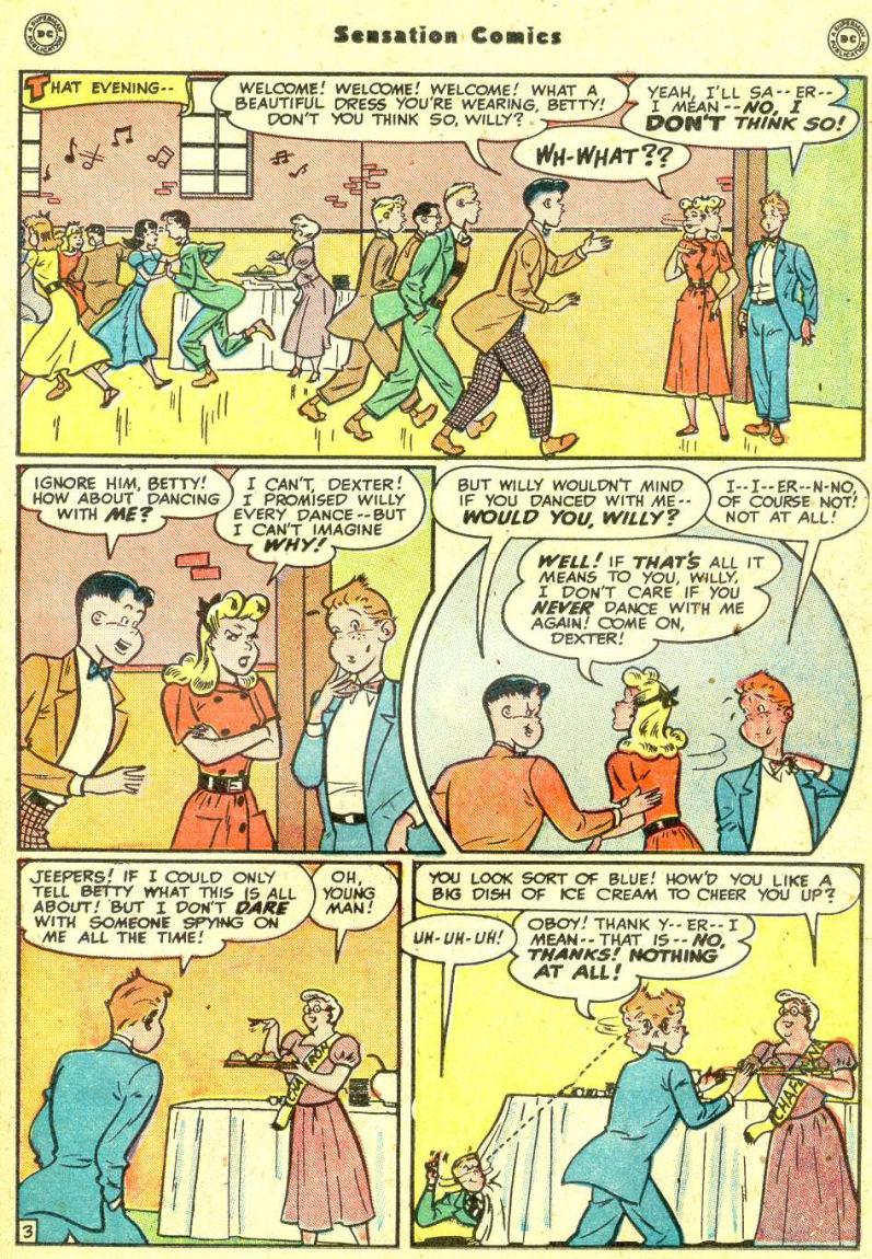 Read online Sensation (Mystery) Comics comic -  Issue #87 - 27
