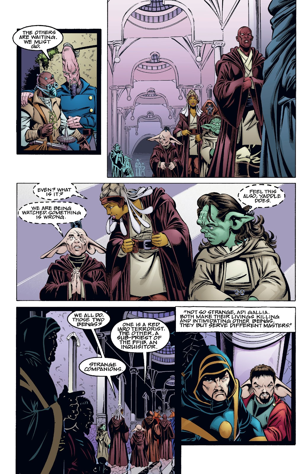 Read online Star Wars Legends Epic Collection: The Menace Revealed comic -  Issue # TPB (Part 3) - 84