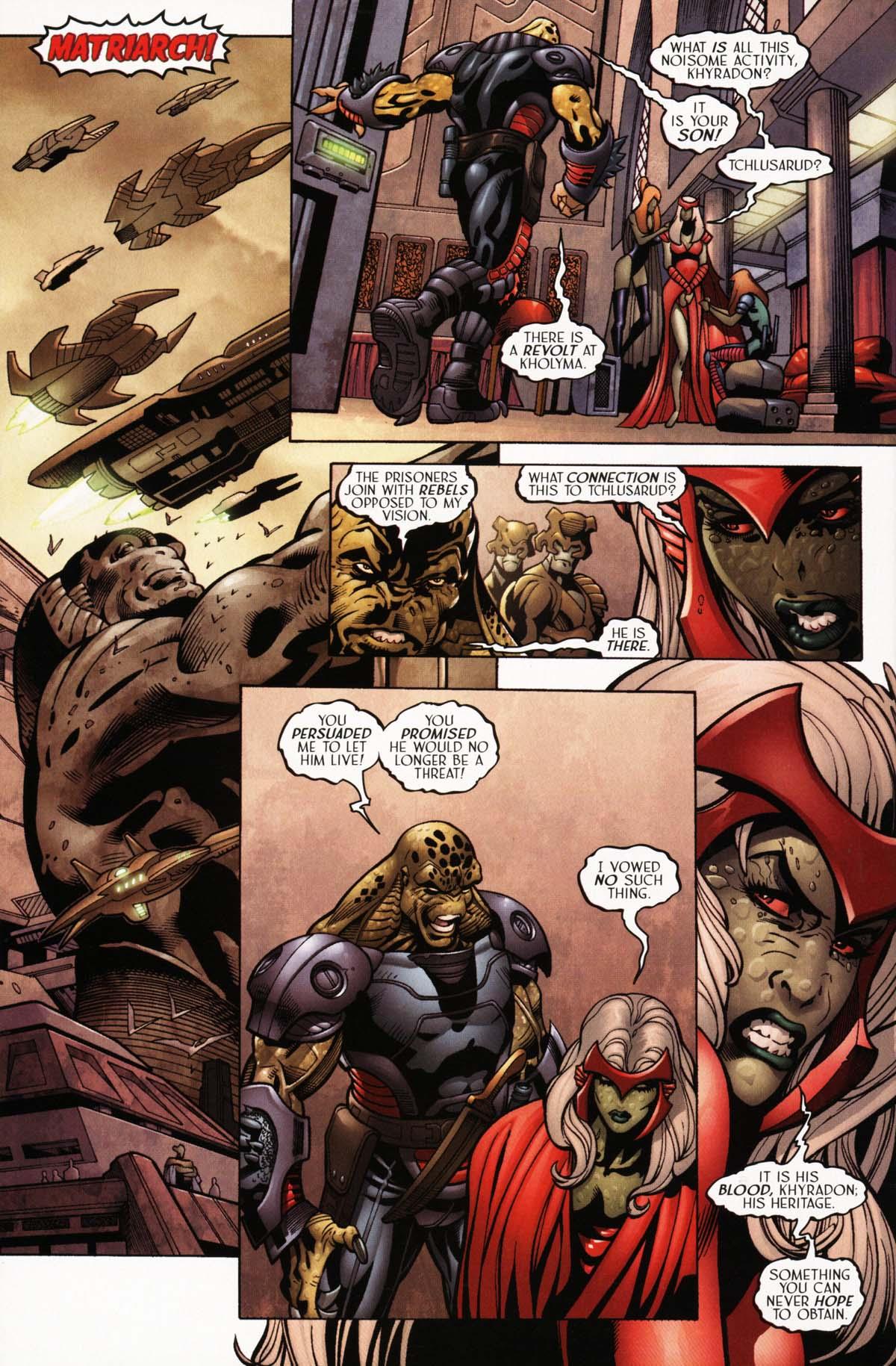 Read online Sigil (2000) comic -  Issue #25 - 30