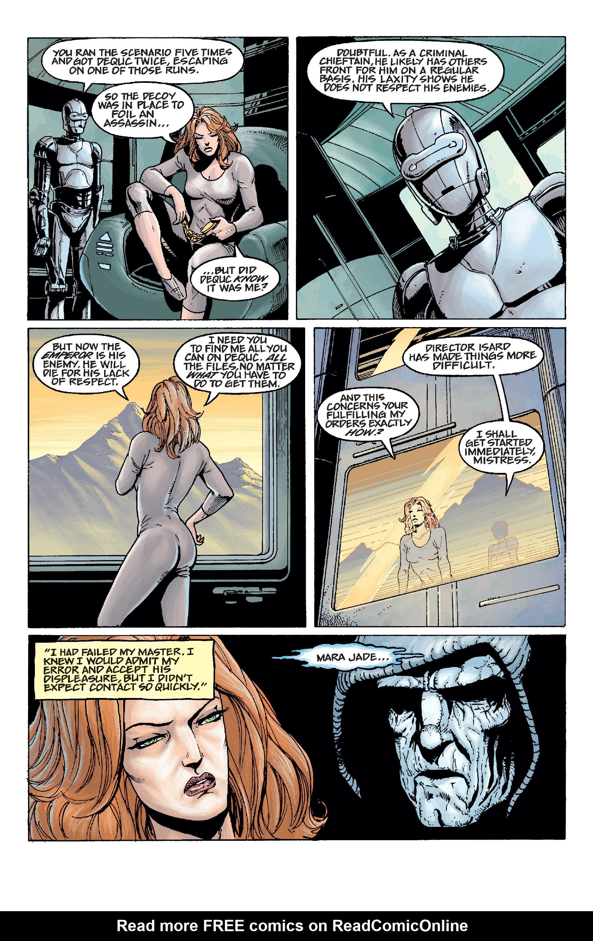 Read online Star Wars Omnibus comic -  Issue # Vol. 11 - 197