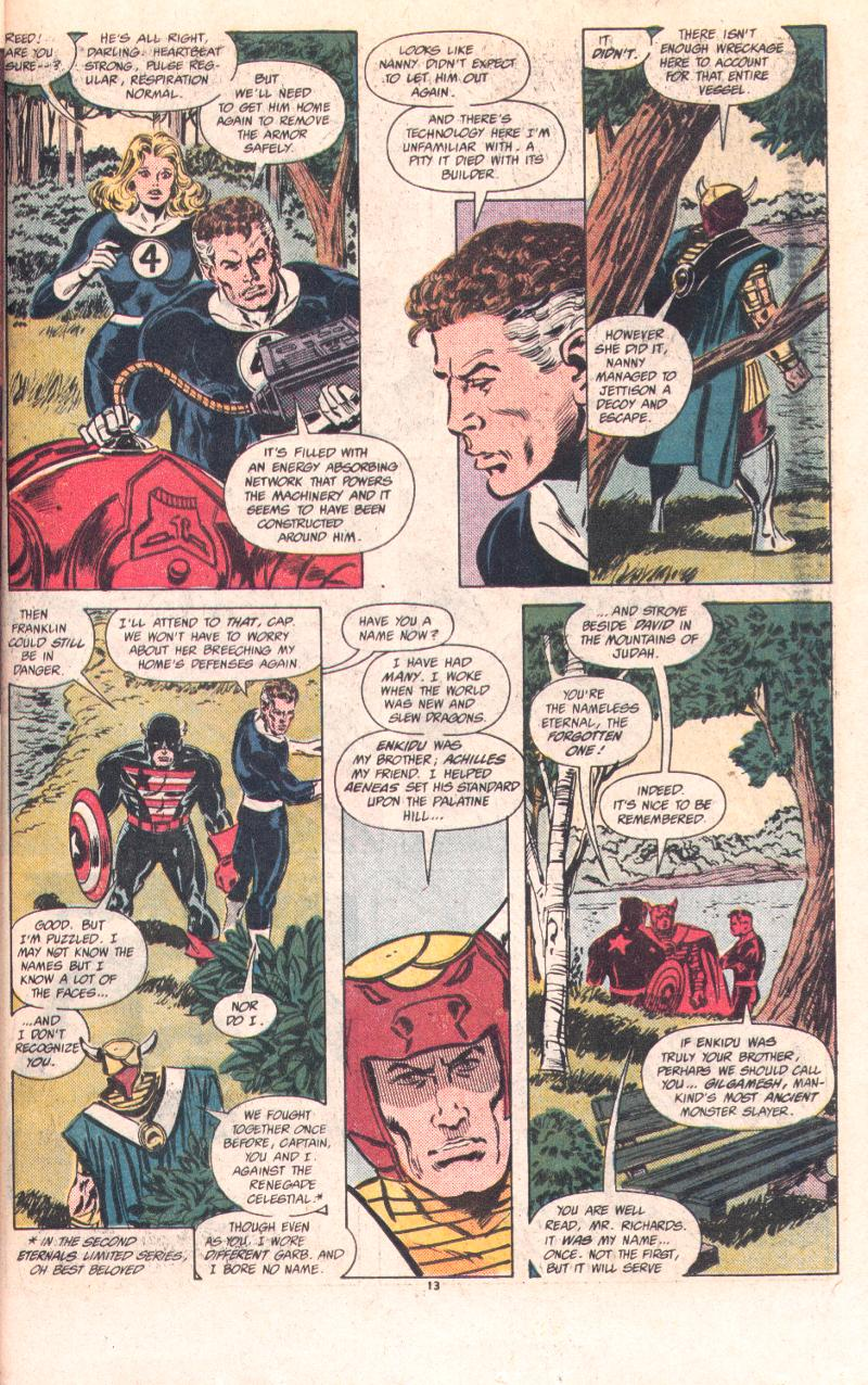 The Avengers (1963) 300 Page 11